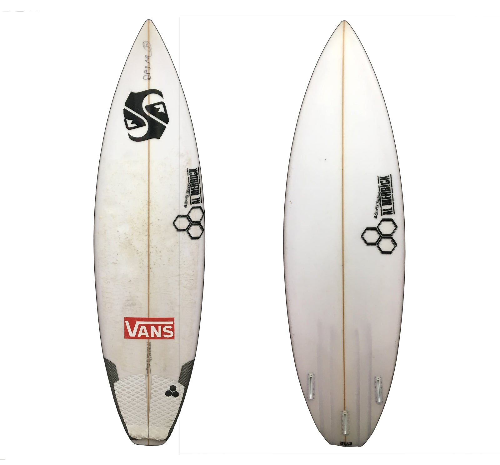 Channel Islands Peregrine 2 5'11 Collector Surfboard