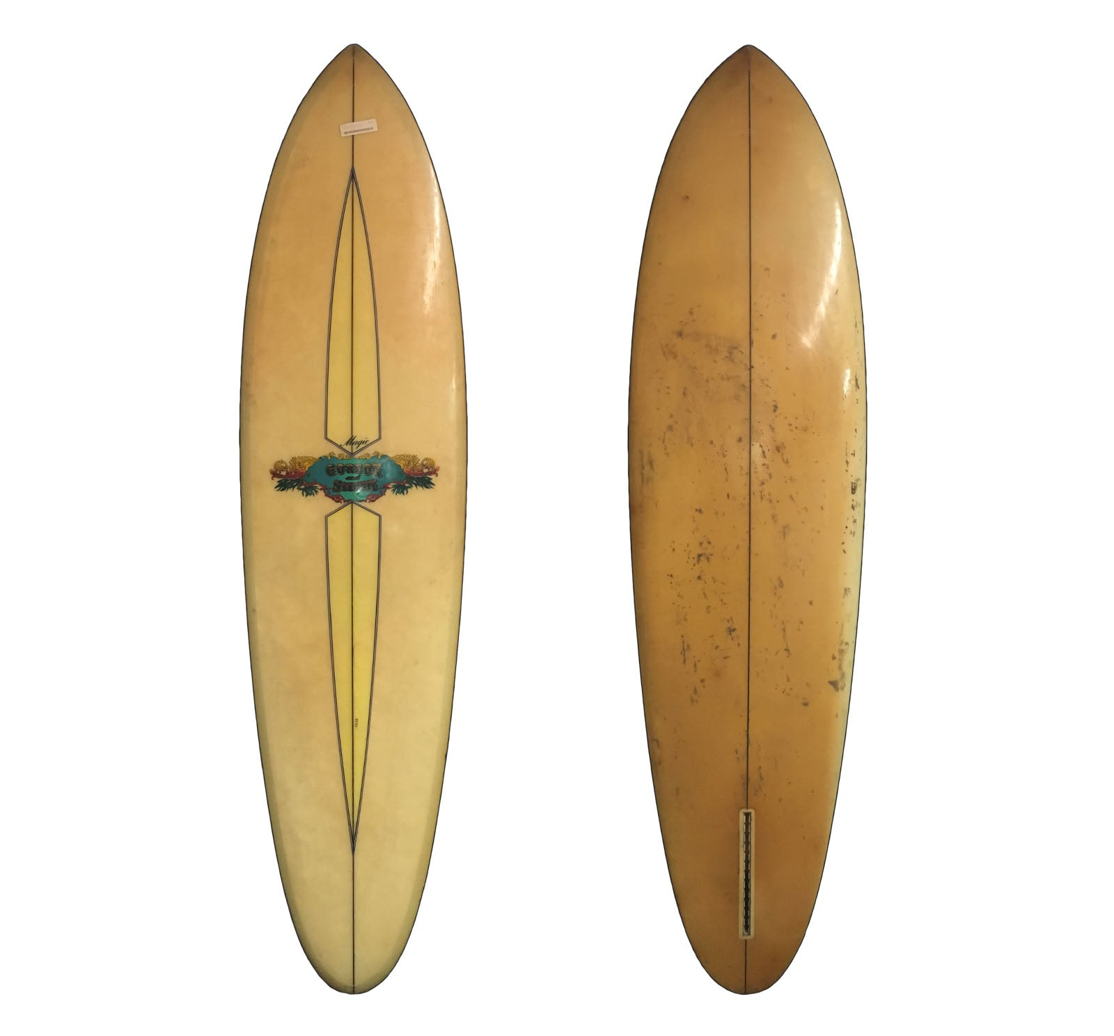 Gordon and Smith Magic Model 7'9 Collector Surfboard