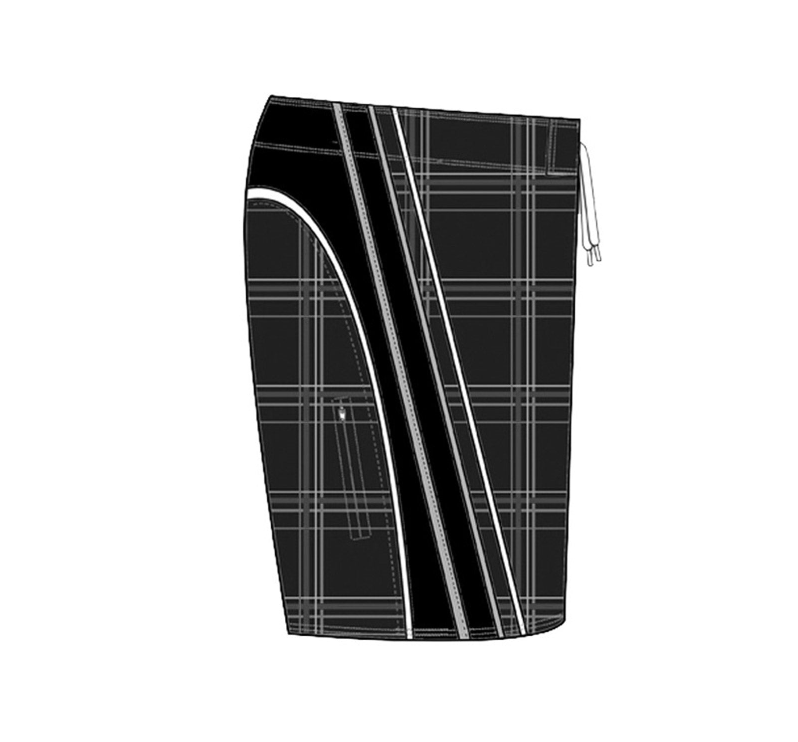 Surf Station Pulse Men's Boardshorts
