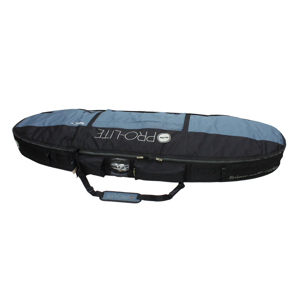 Pro-Lite Finless Coffin Double Travel Surfboard Bag