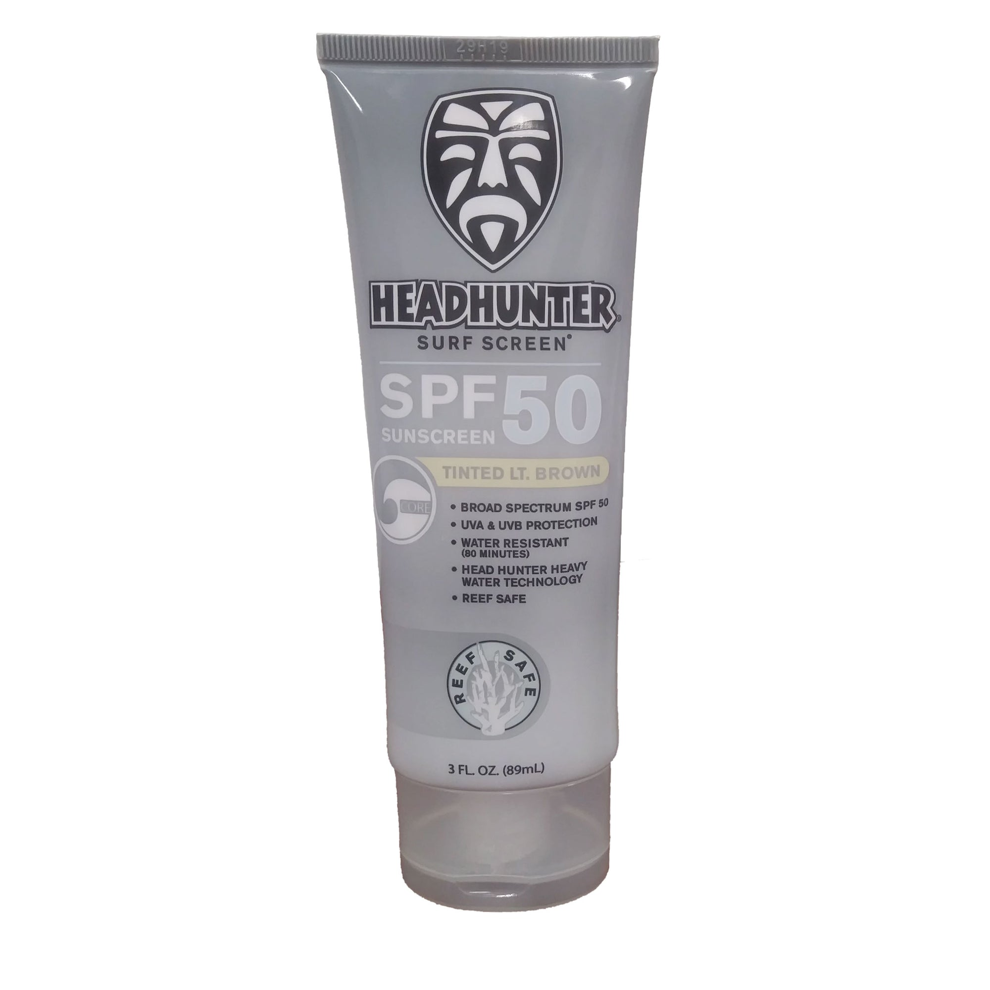 Headhunter Reef Safe Sunscreen Lotion - SPF 50