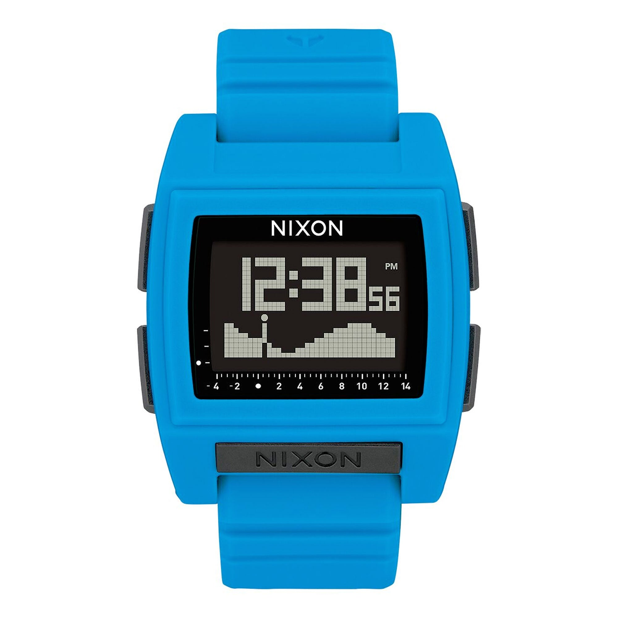 Nixon Base Tide Pro Men's Watch - Blue