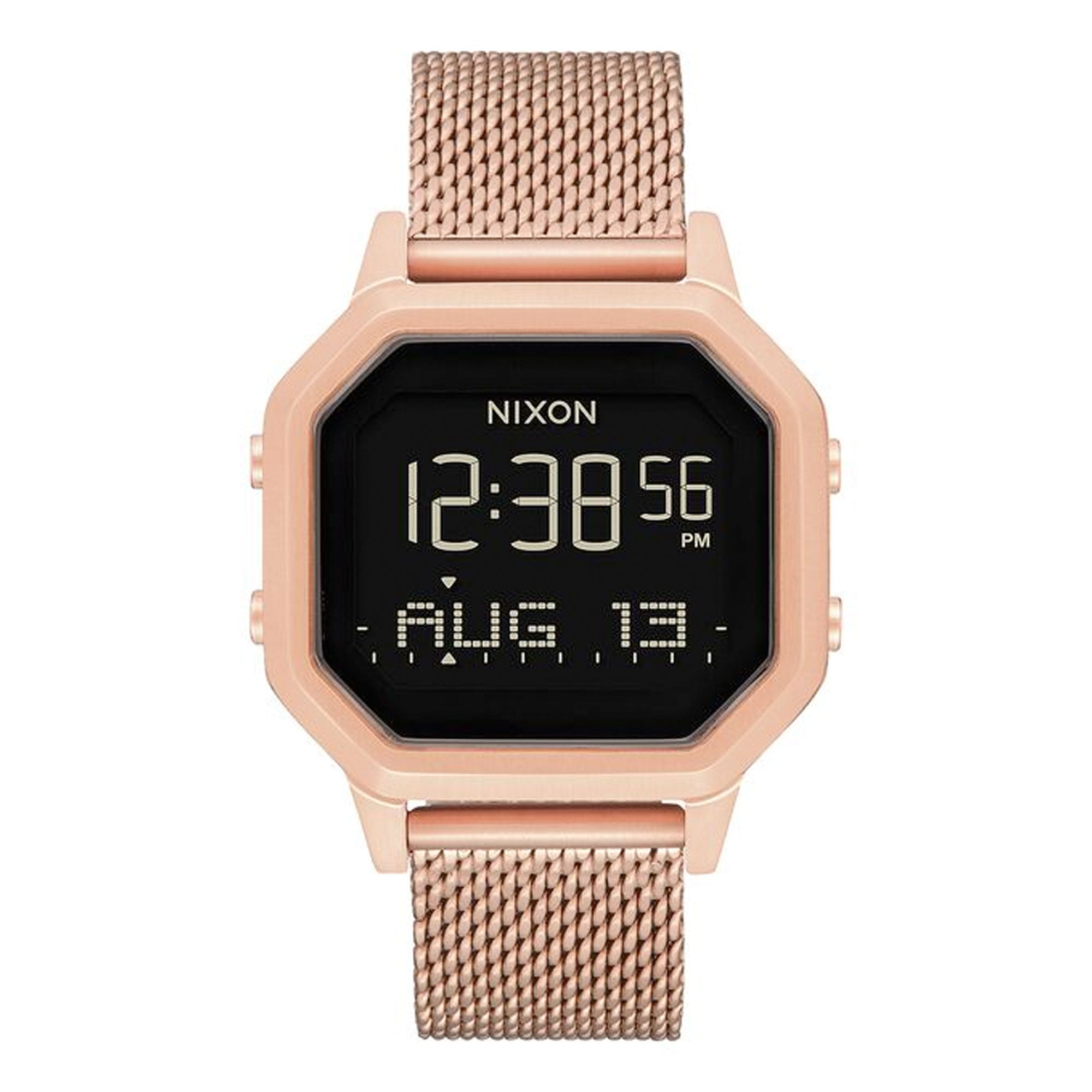 Nixon Siren Milanese Women's Watch - Rose Gold
