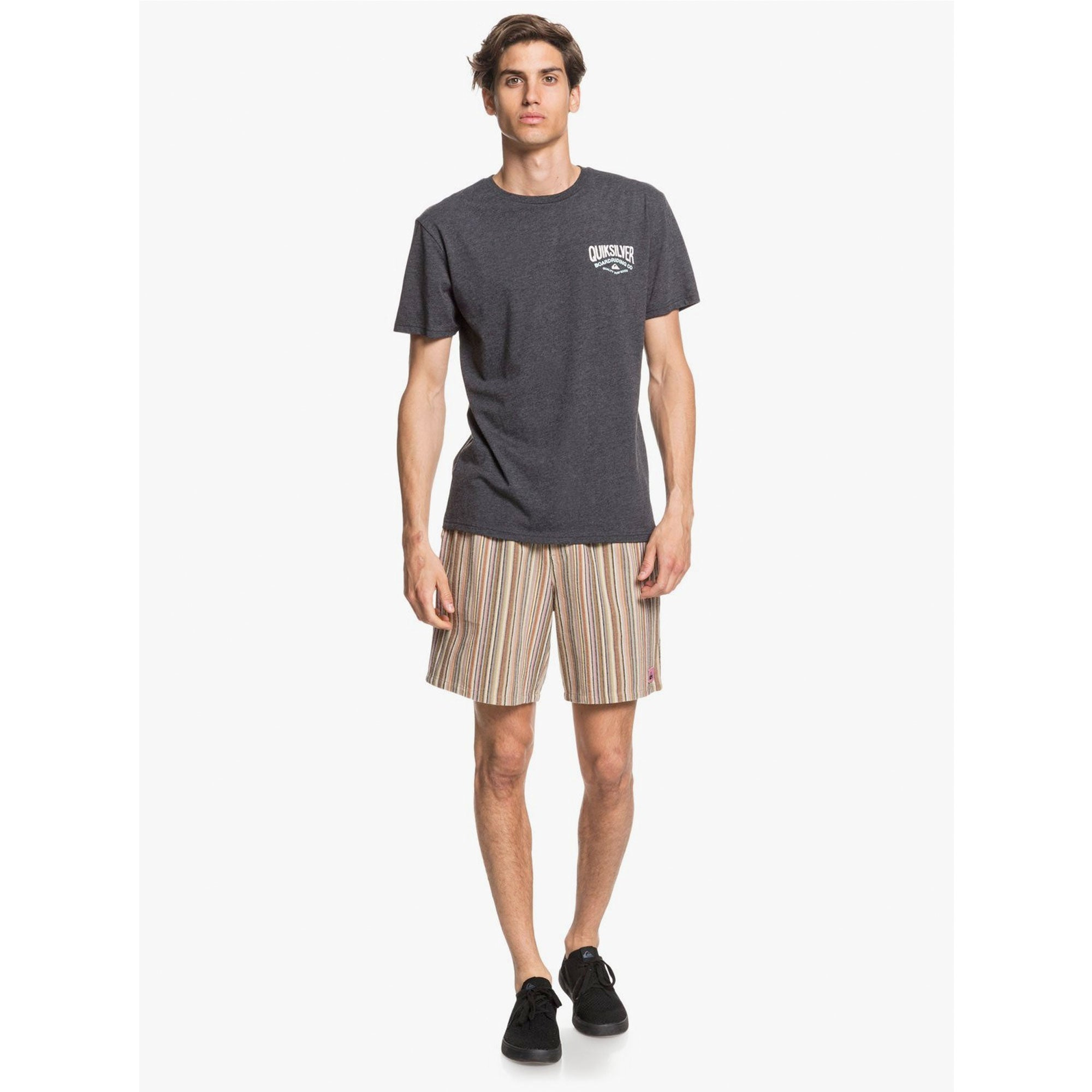 Quiksilver Cloud Corner Men's S/S T-Shirt