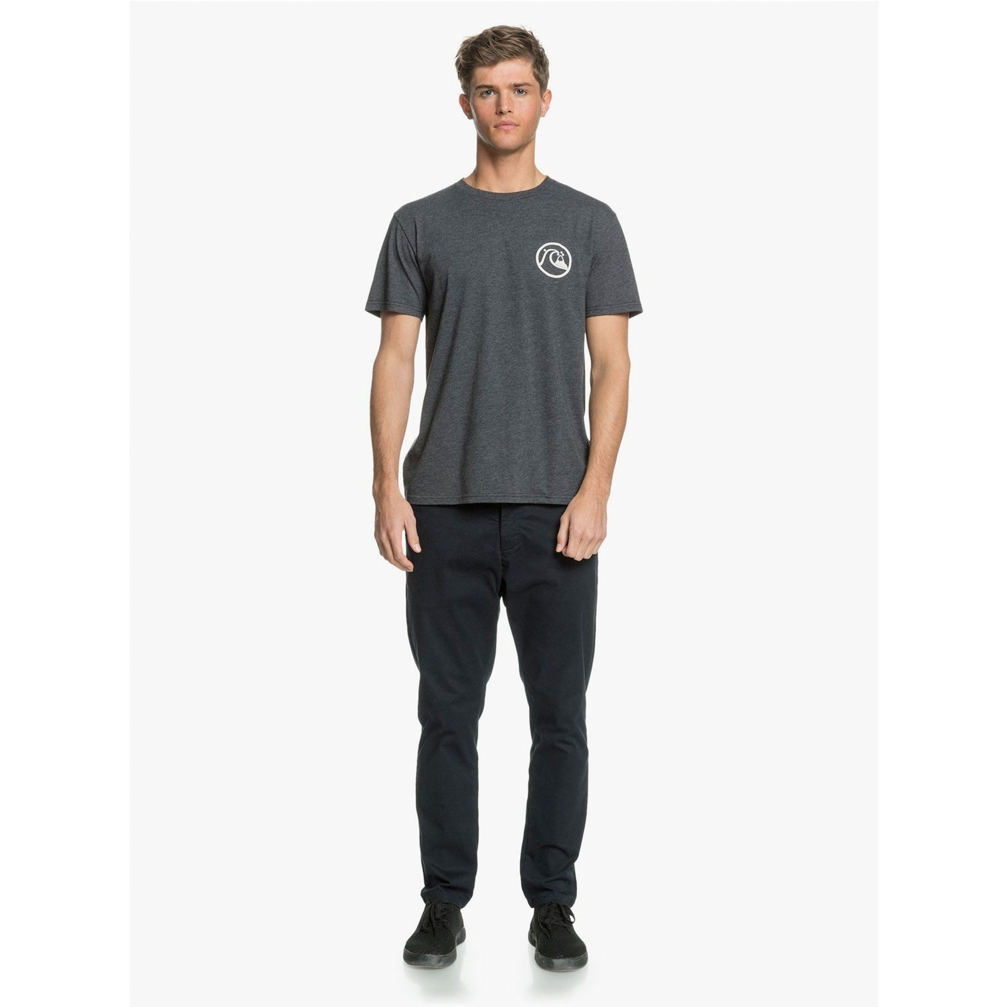Quiksilver Low Rising Men's S/S T-Shirt