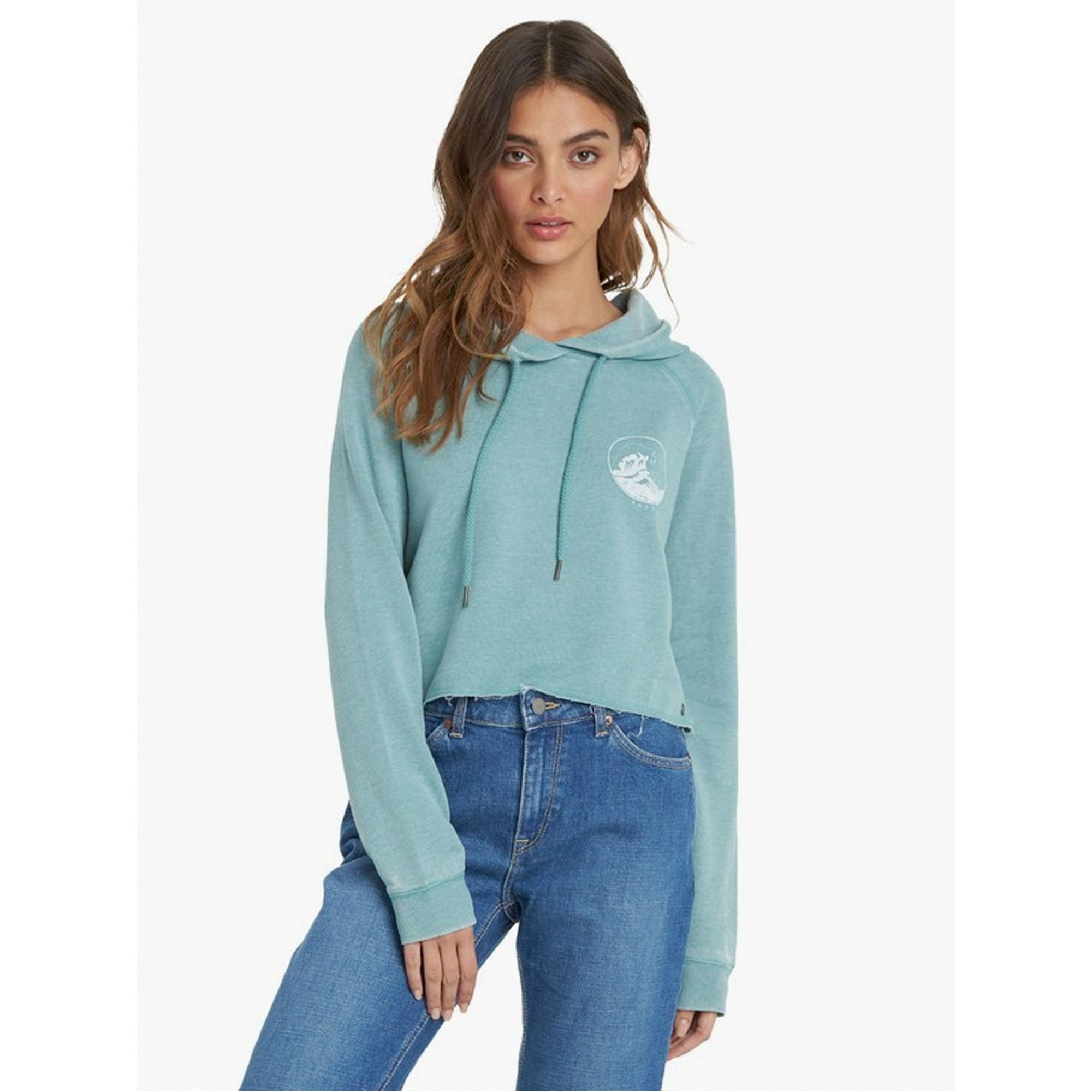 Roxy We Arrived A Women's Hoodie