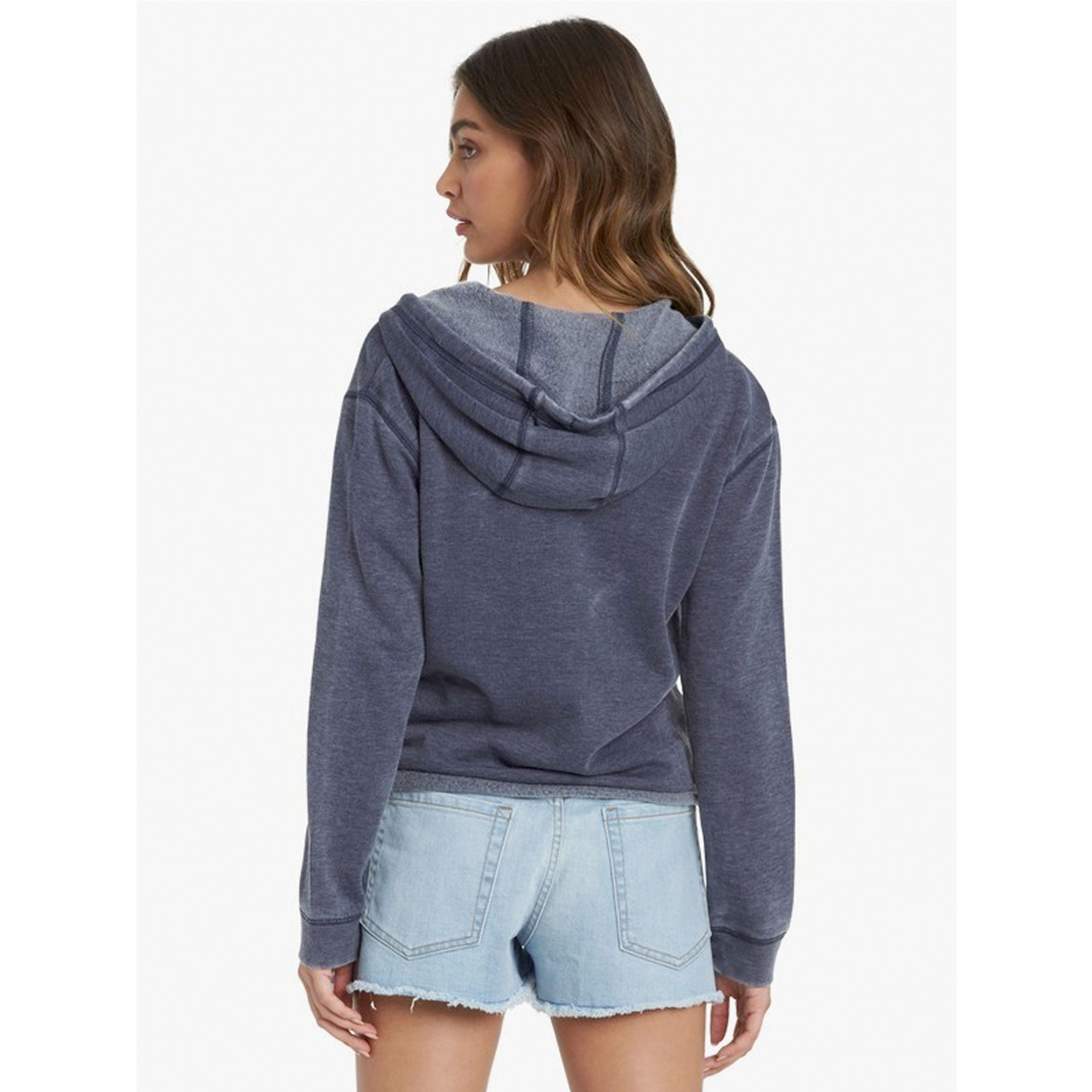 Roxy Go For it B Women's Zip-Up Hoodie