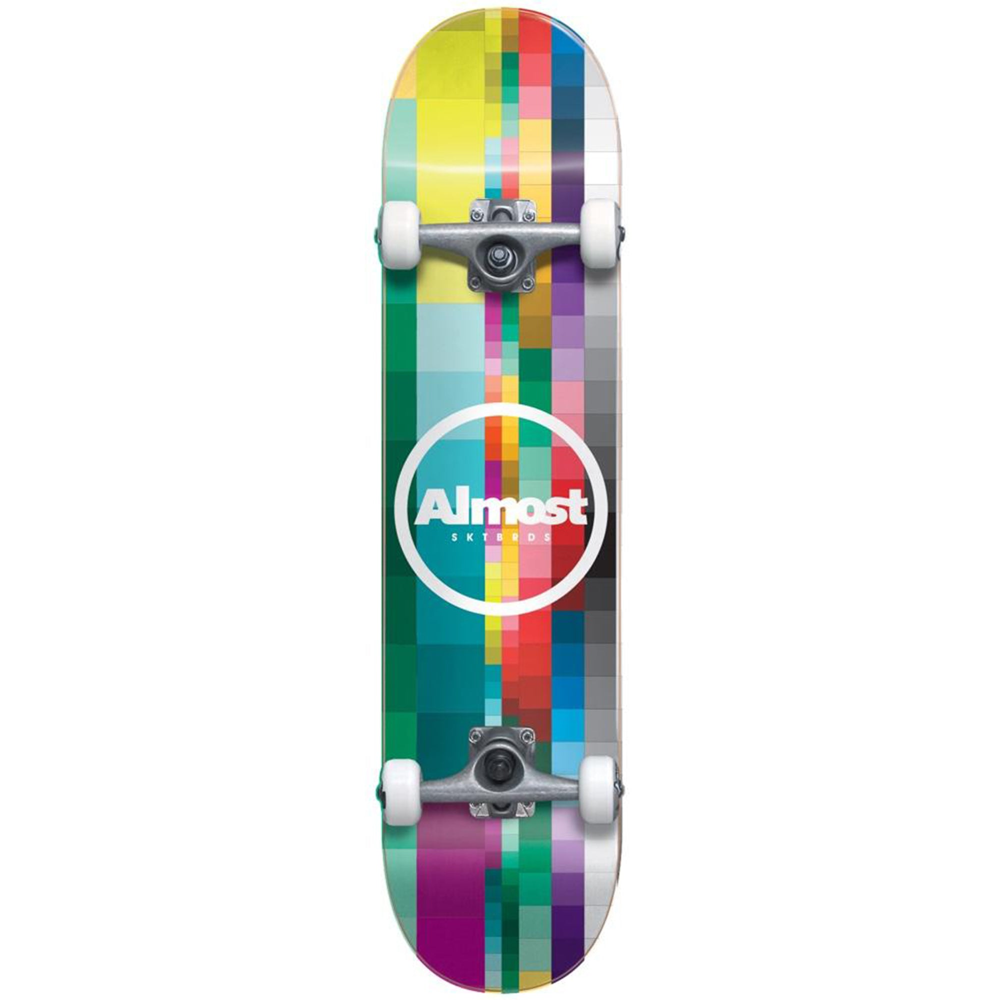 Almost Rasterized 8.25 Complete Skateboard