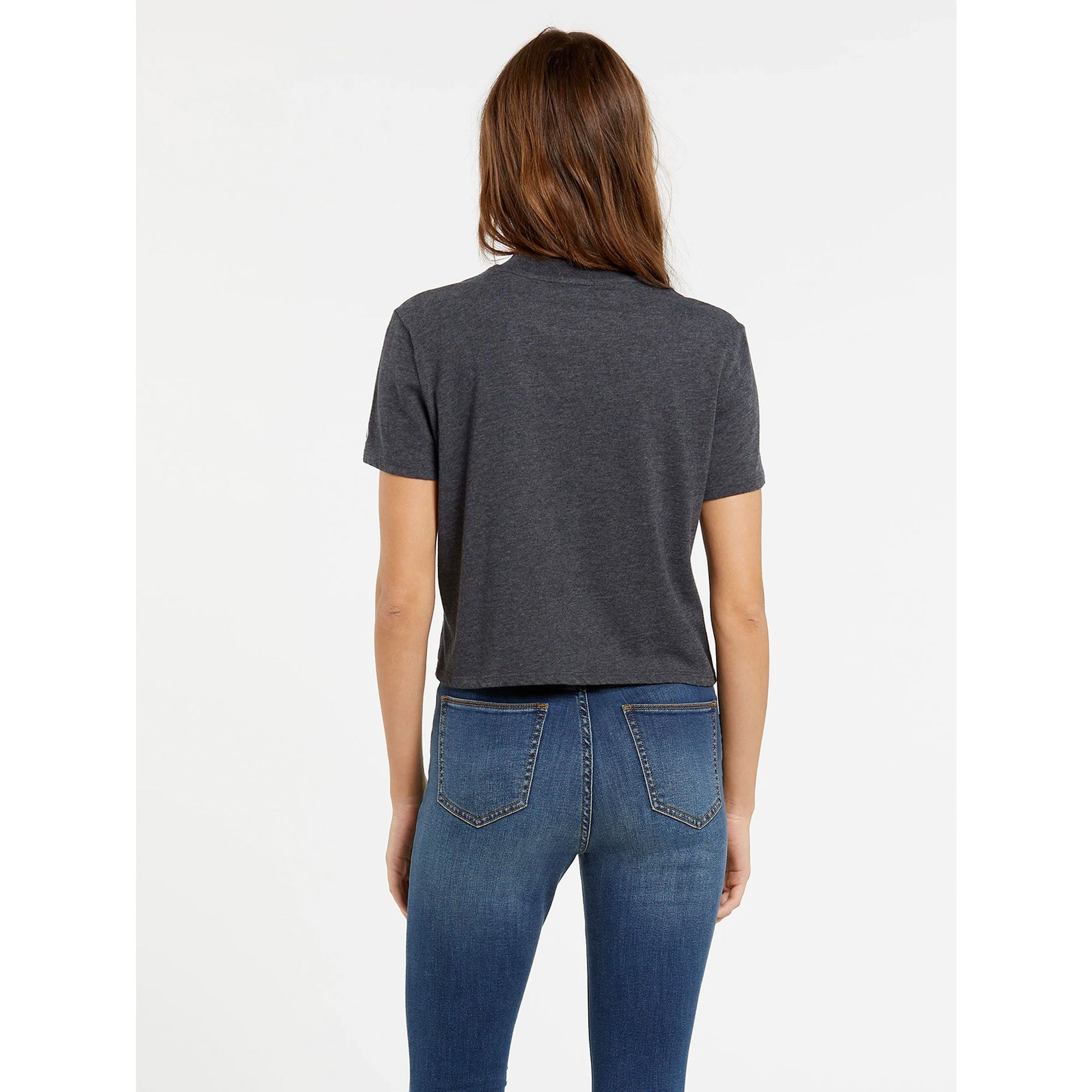 Volcom's Pocket Stone Women's S/S T-Shirt