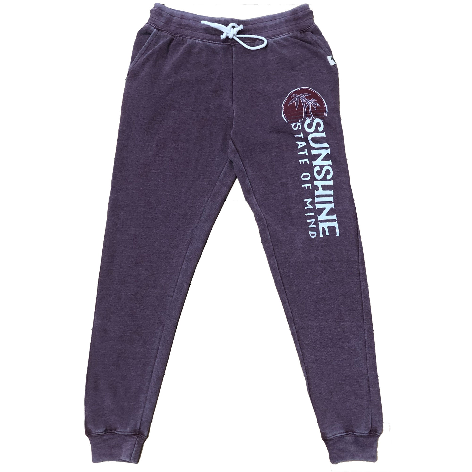 Surf Station Burnout Wash Fleece Women's Joggers