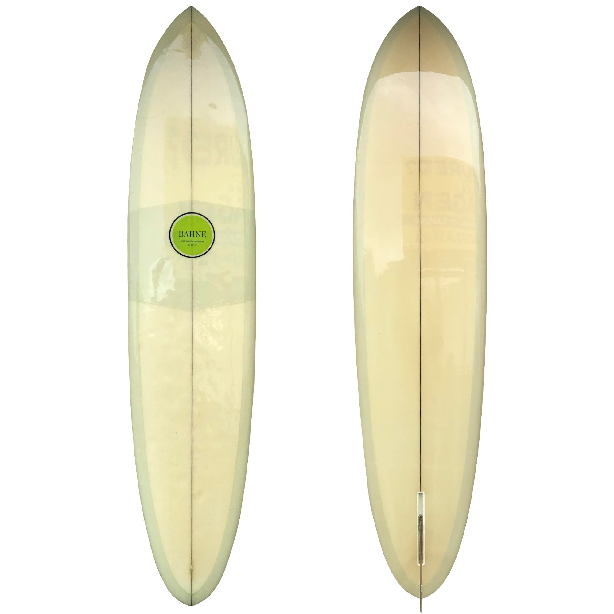 Bahne 8'6 Collector's Surfboard