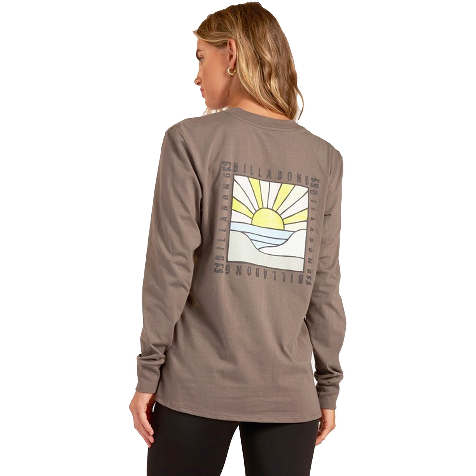 Billabong ADIV Women's L/S T-Shirt