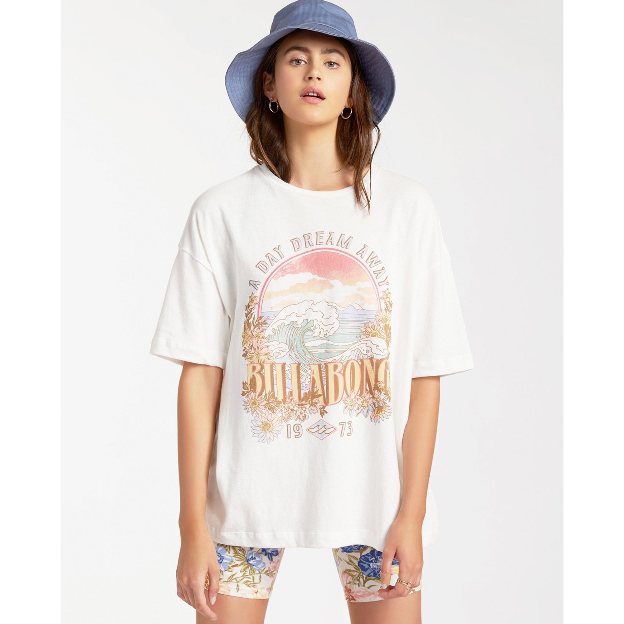 Billabong Day Dream Away Women's S/S T-Shirt