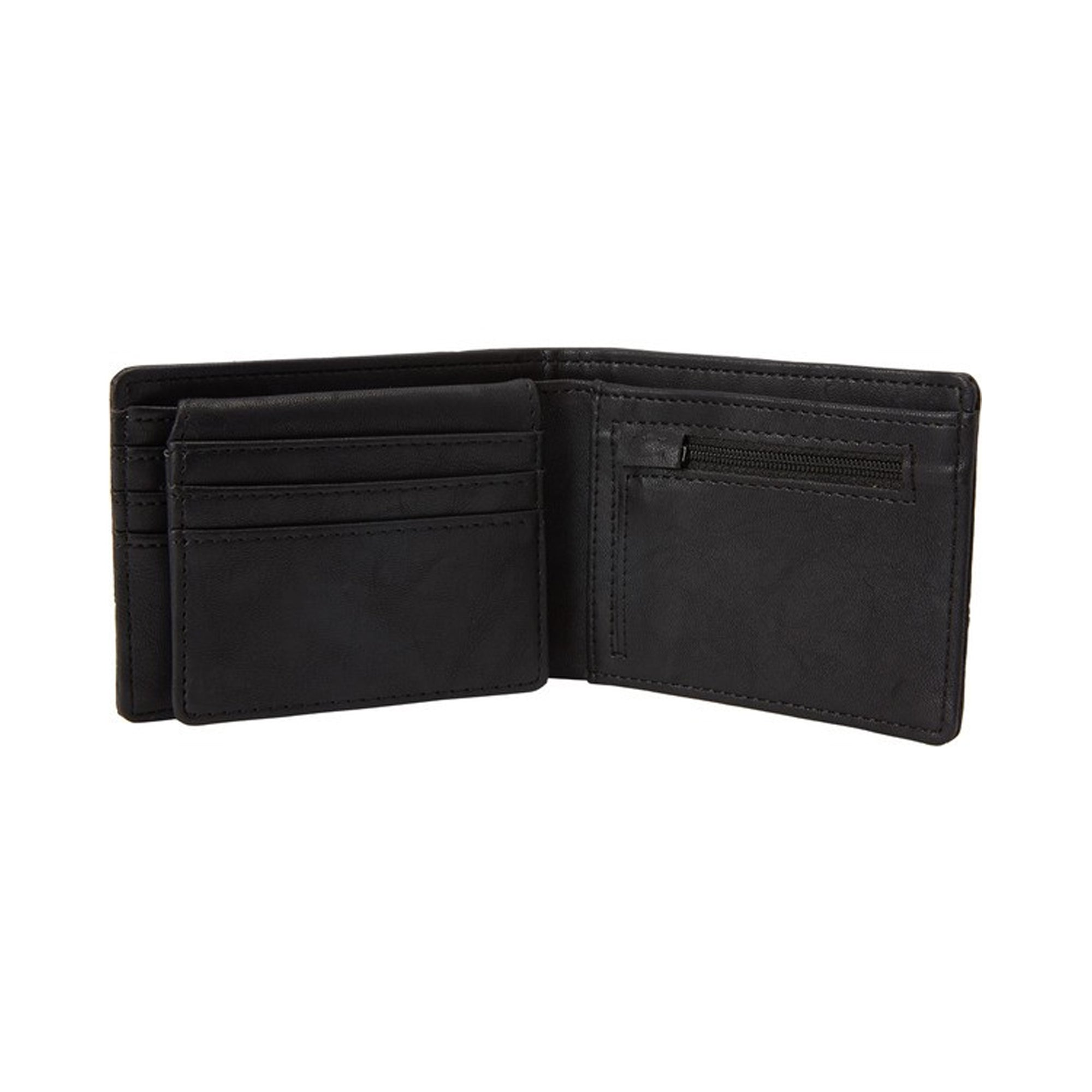 Billabong Dimension Wallet - Black Grain