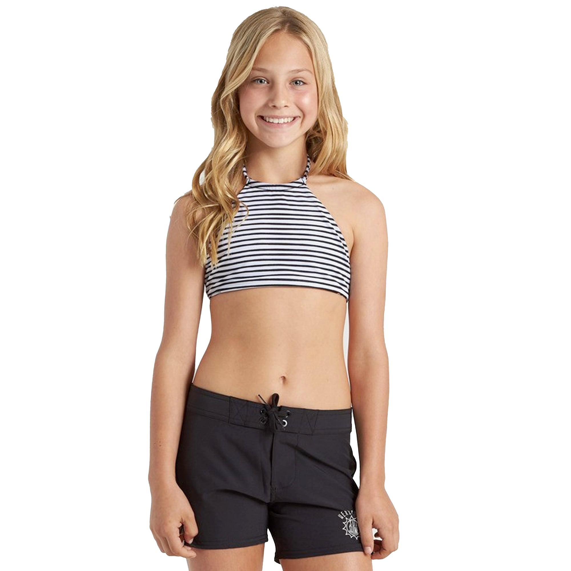 Billabong Night Out 4 Youth Girl's Volley Boardshorts