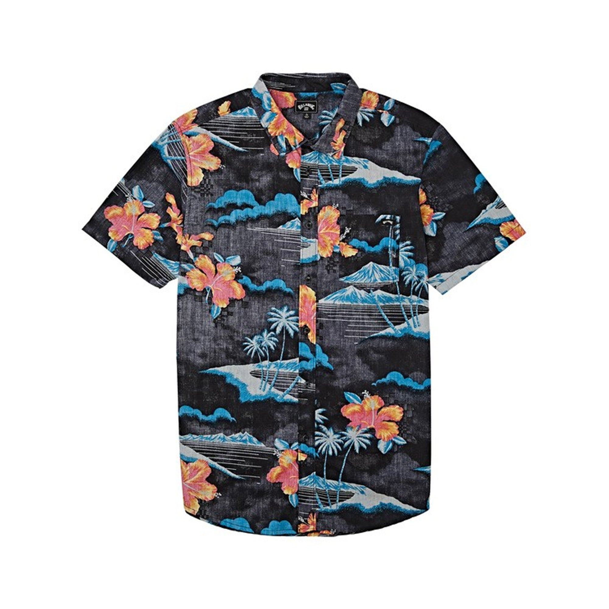 Billabong Sundays Floral Men's S/S Dress Shirt
