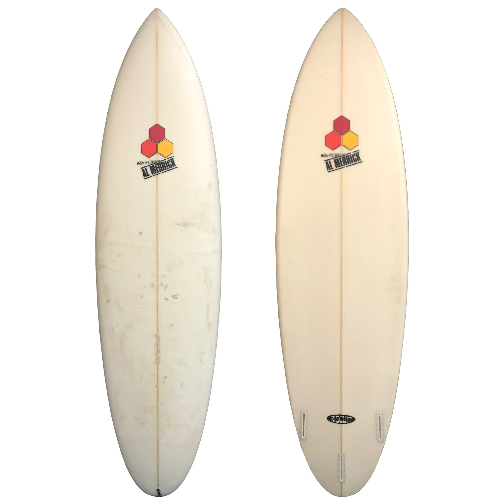 Channel Islands Biscuit 7' Used Surfboard