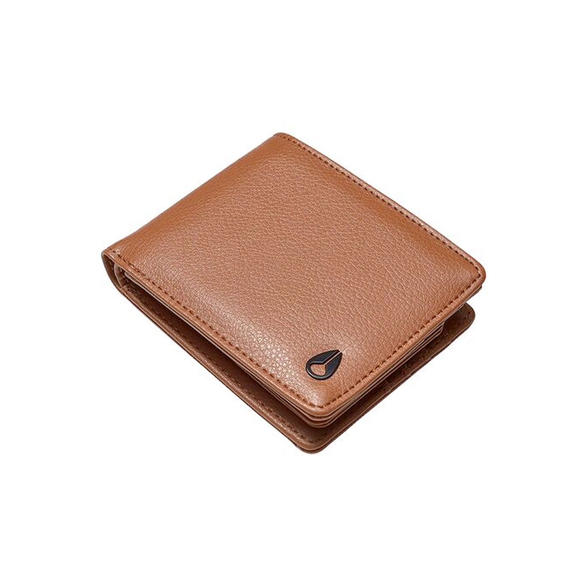 Nixon Pass Men's Vegan Leather Wallet
