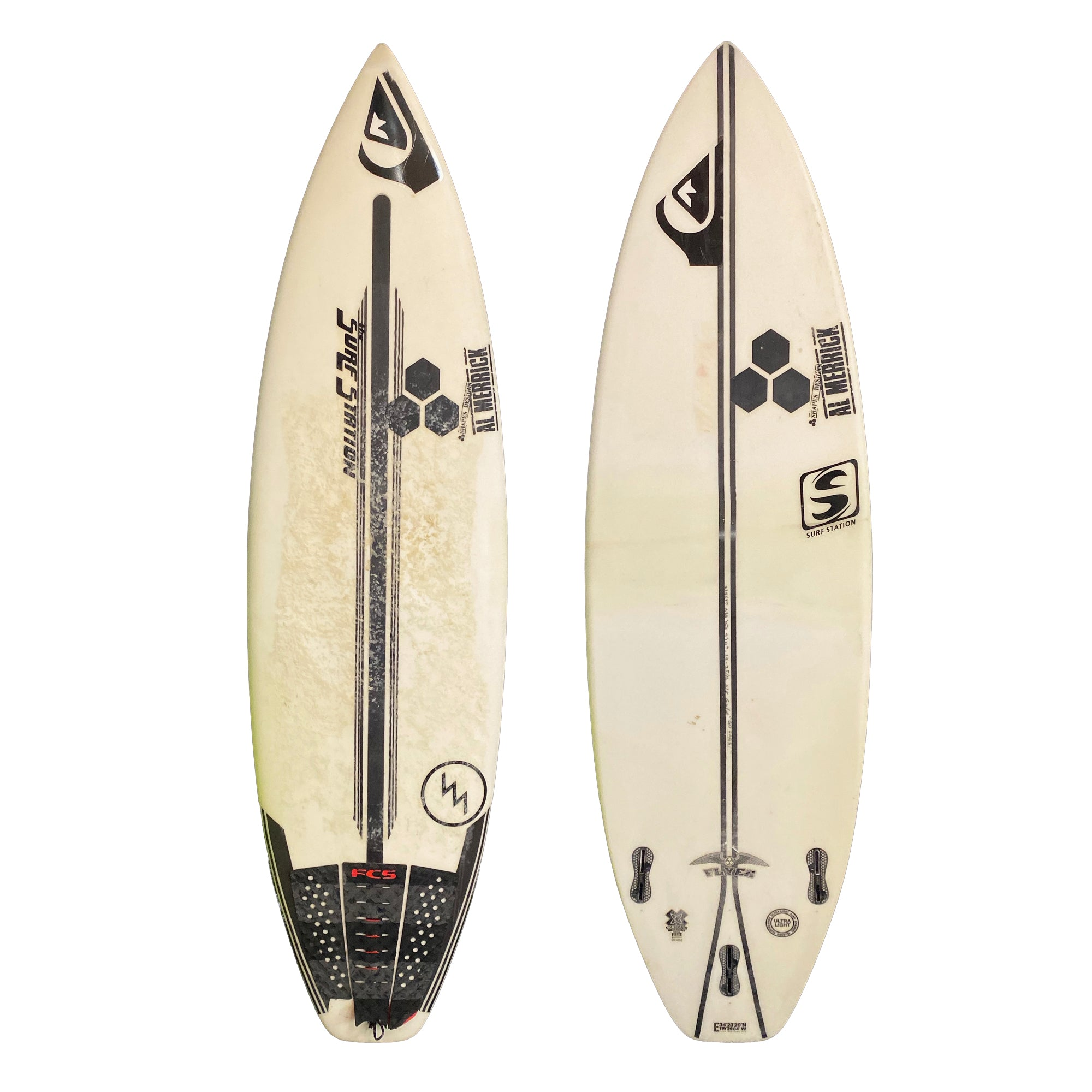 Channel Islands OG Flyer 5'10 Used Surfboard