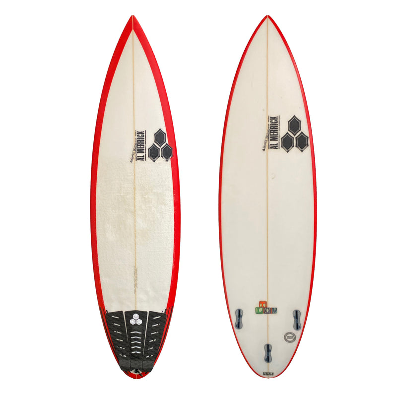 Channel Islands T-Low 5'11 Used Surfboard