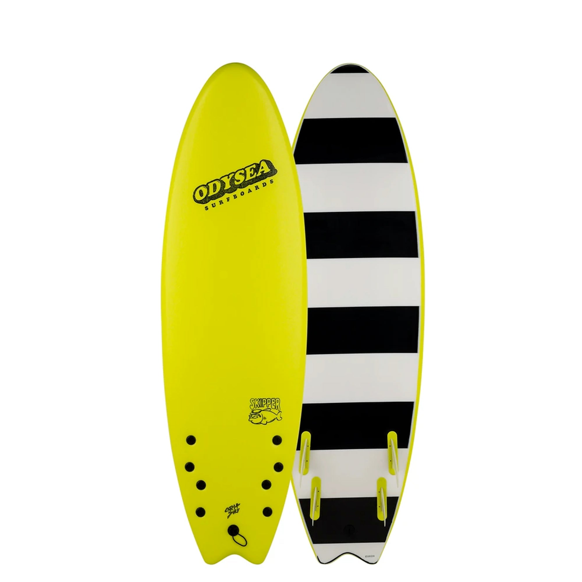 Catch Surf Odysea Skipper Quad 6'0 Soft Surfboard