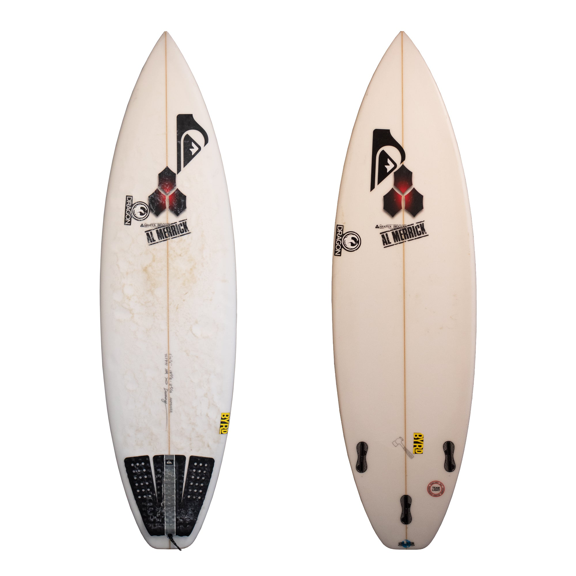 Channel Islands Hammer 5'10 Used Surfboard