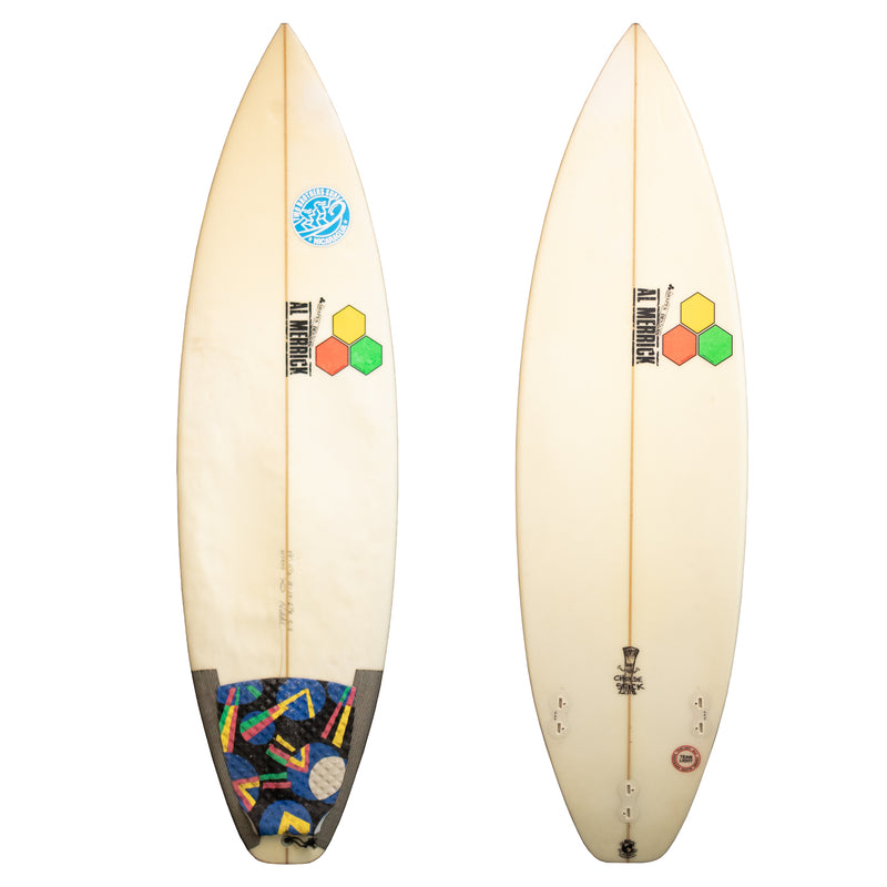 Channel Islands Cheese Stick 5'8 Used Surfboard