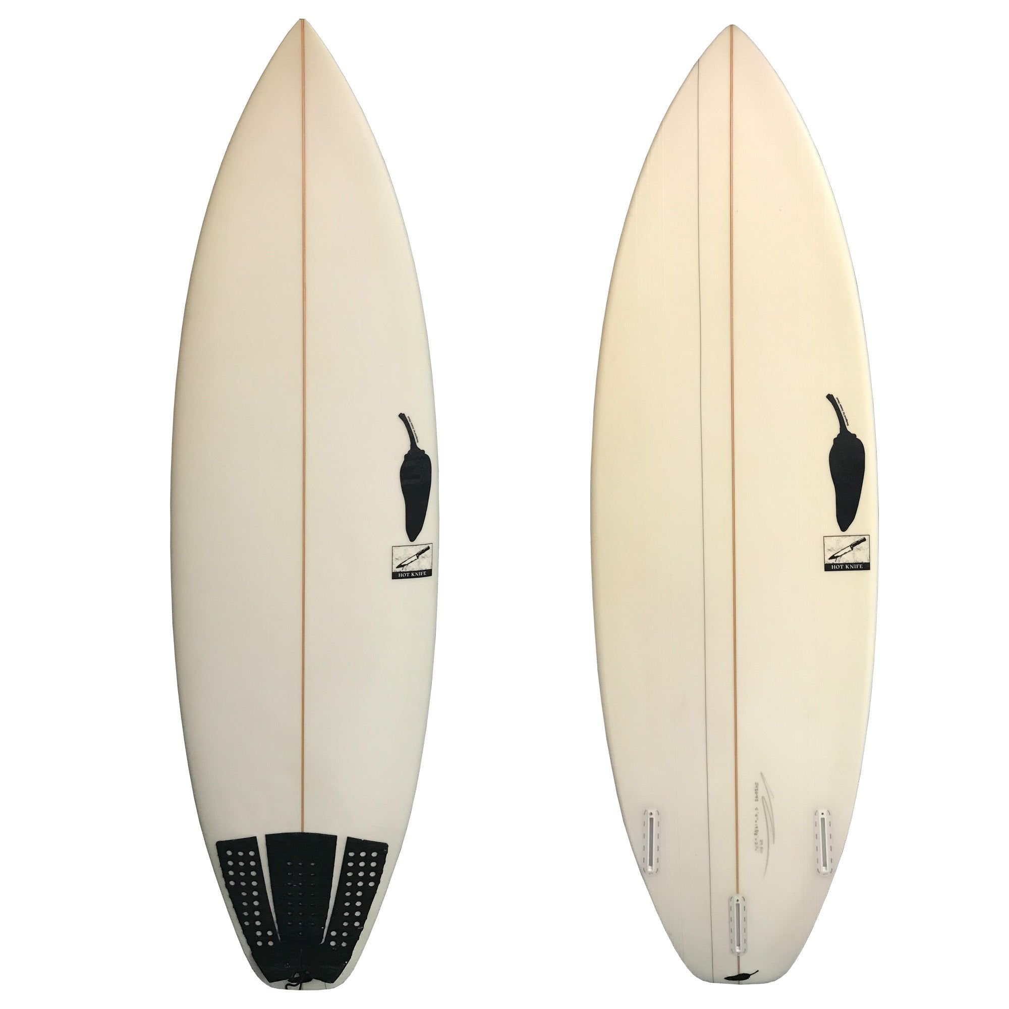 Chili Hot Knife 5'9 Used Surfboard