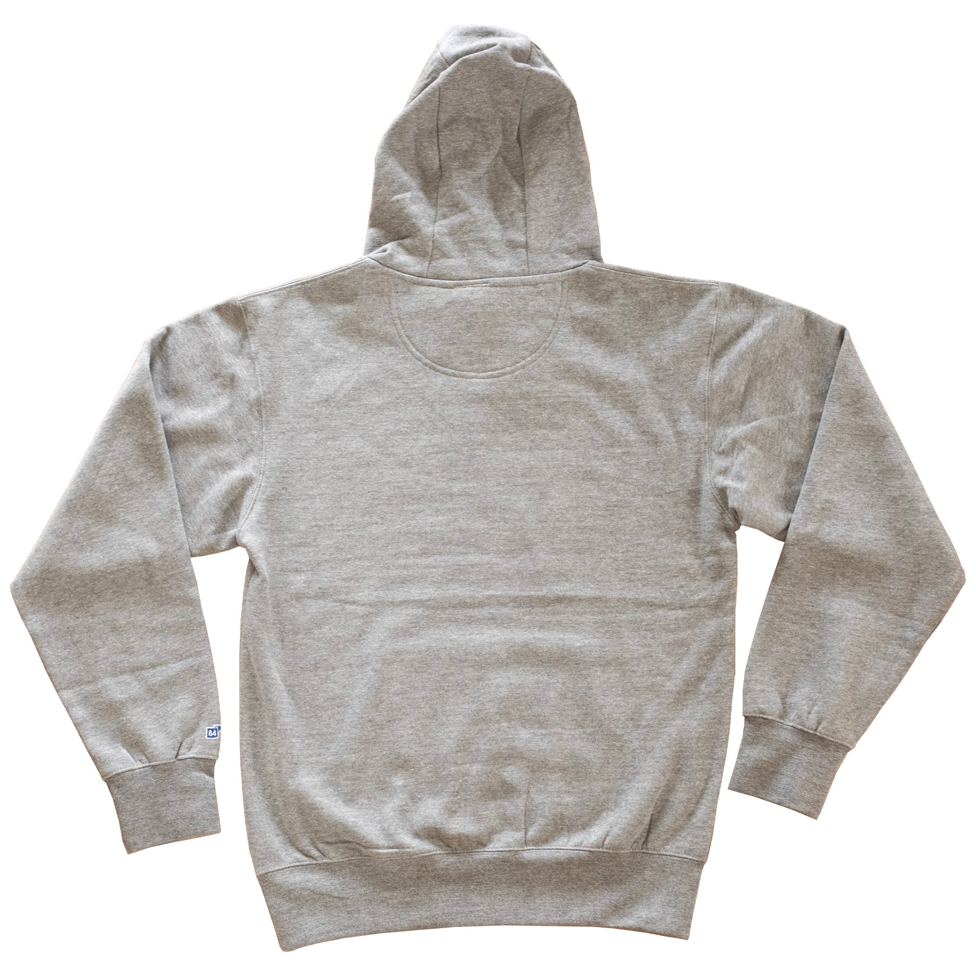 Surf Station Circle Woody Men's Hoodie
