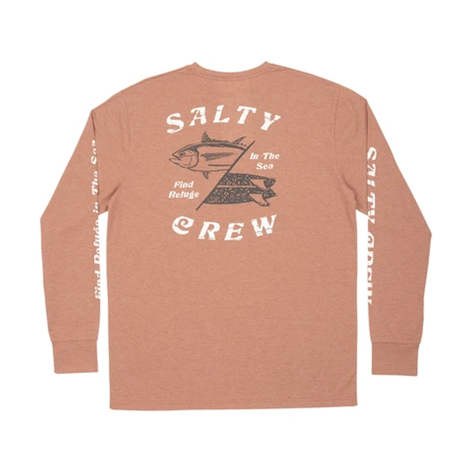 Salty Crew Double Down Tech Men's S/S T-Shirt