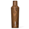 Corkcicle Origins 16 oz Canteen - Walnut Wood