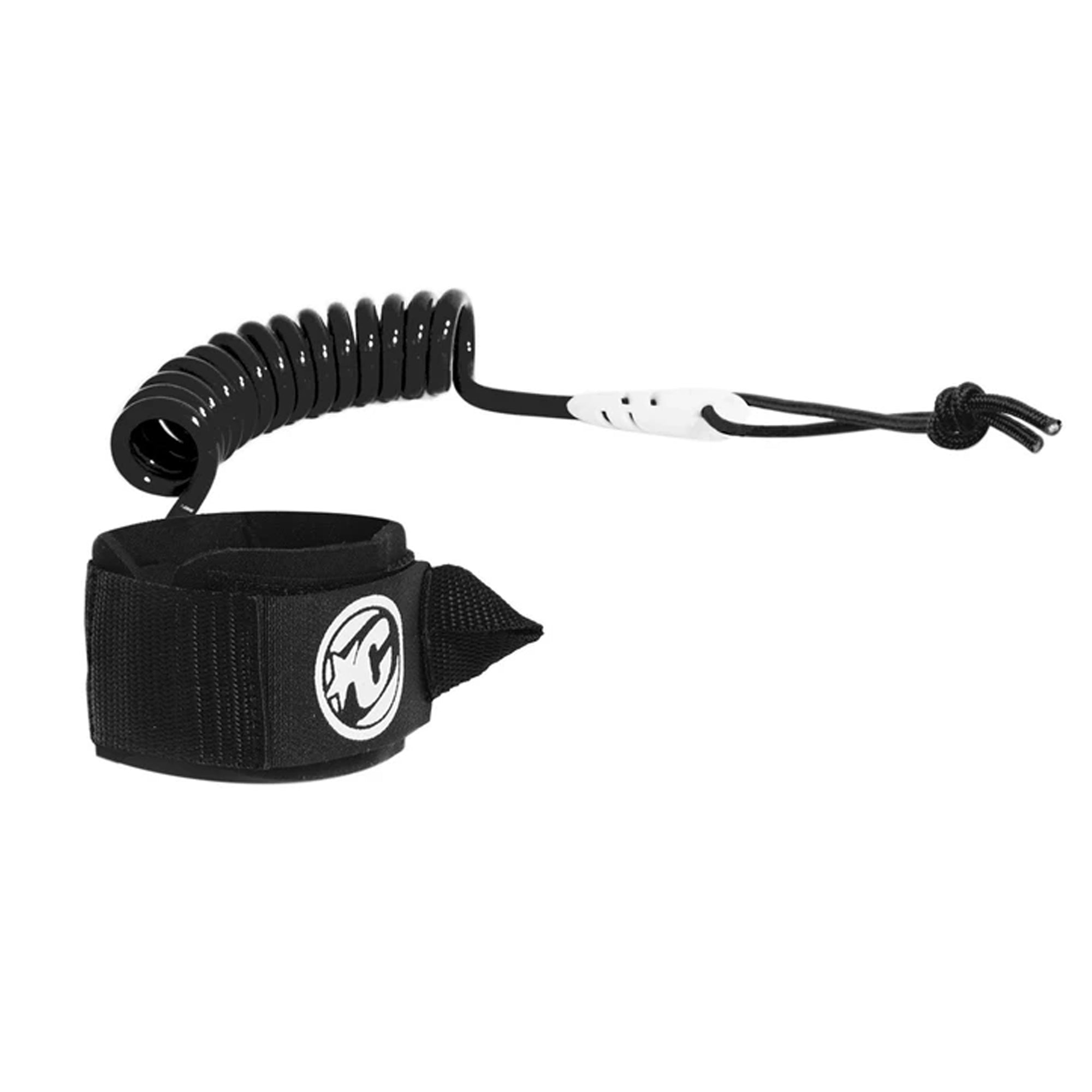 Creatures of Leisure Coiled Wrist Leash - Black