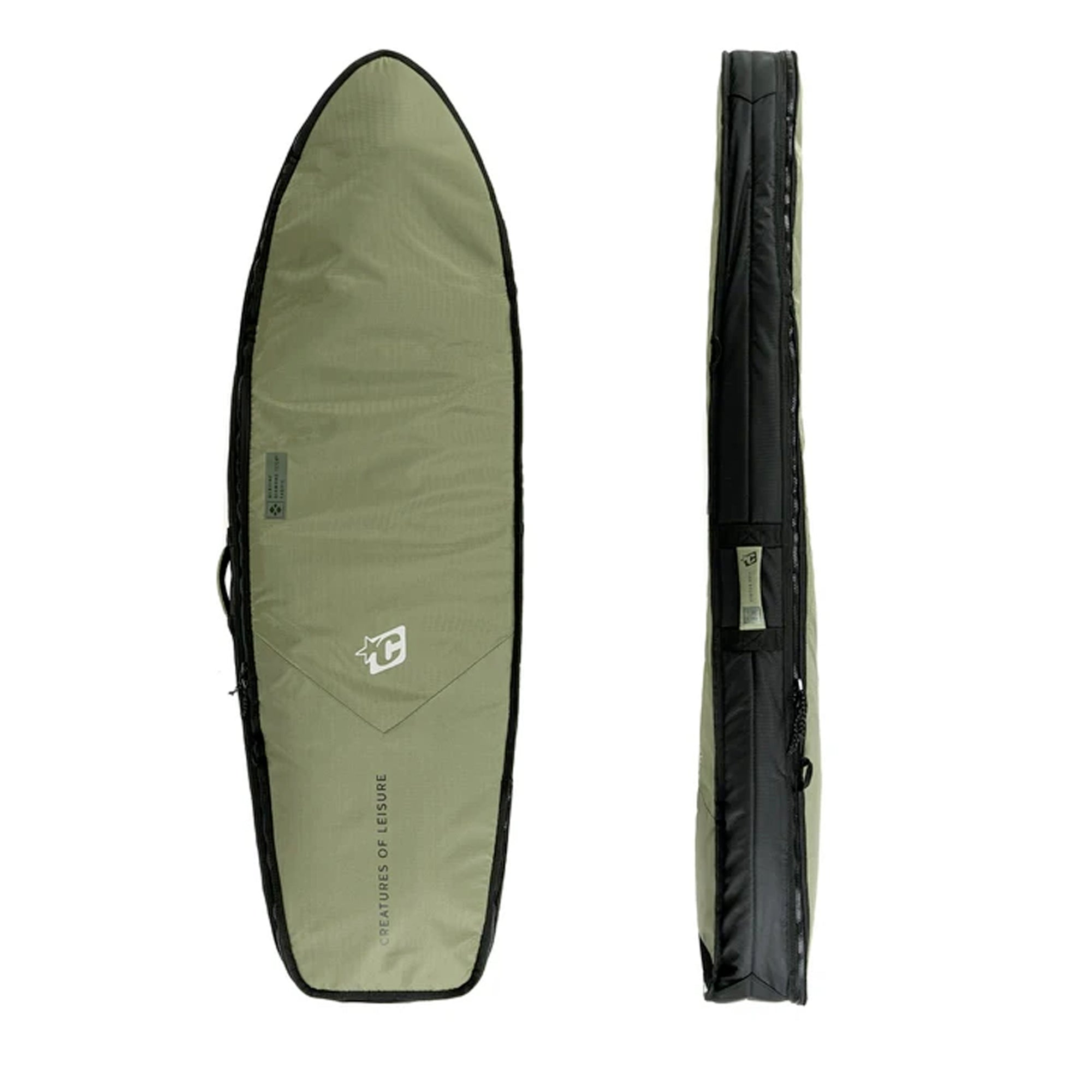Creatures of Leisure 2021 Fish Double DT2.0 Surfboard Bag