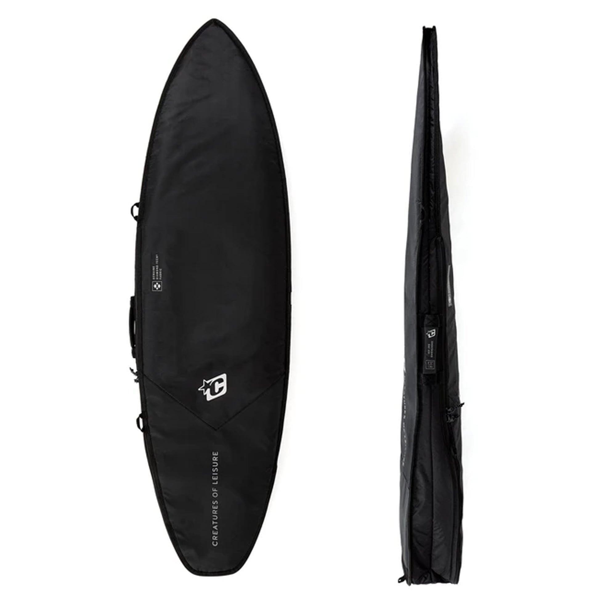 Creatures of Leisure 2021 Shortboard Day Use DT2.0 Surfboard Bag