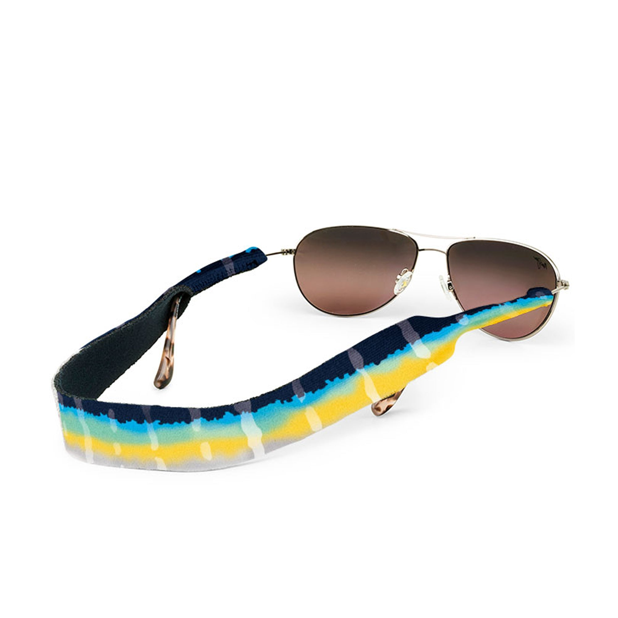 Croakies Original Eyewear Retainers - Tuna Fish Skin