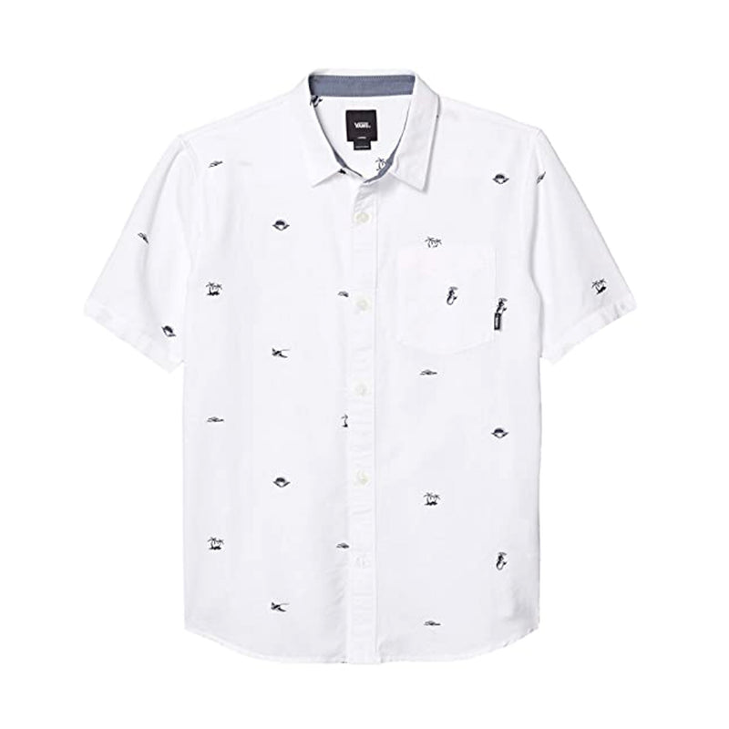 Vans Houser Youth S/S Woven Shirt