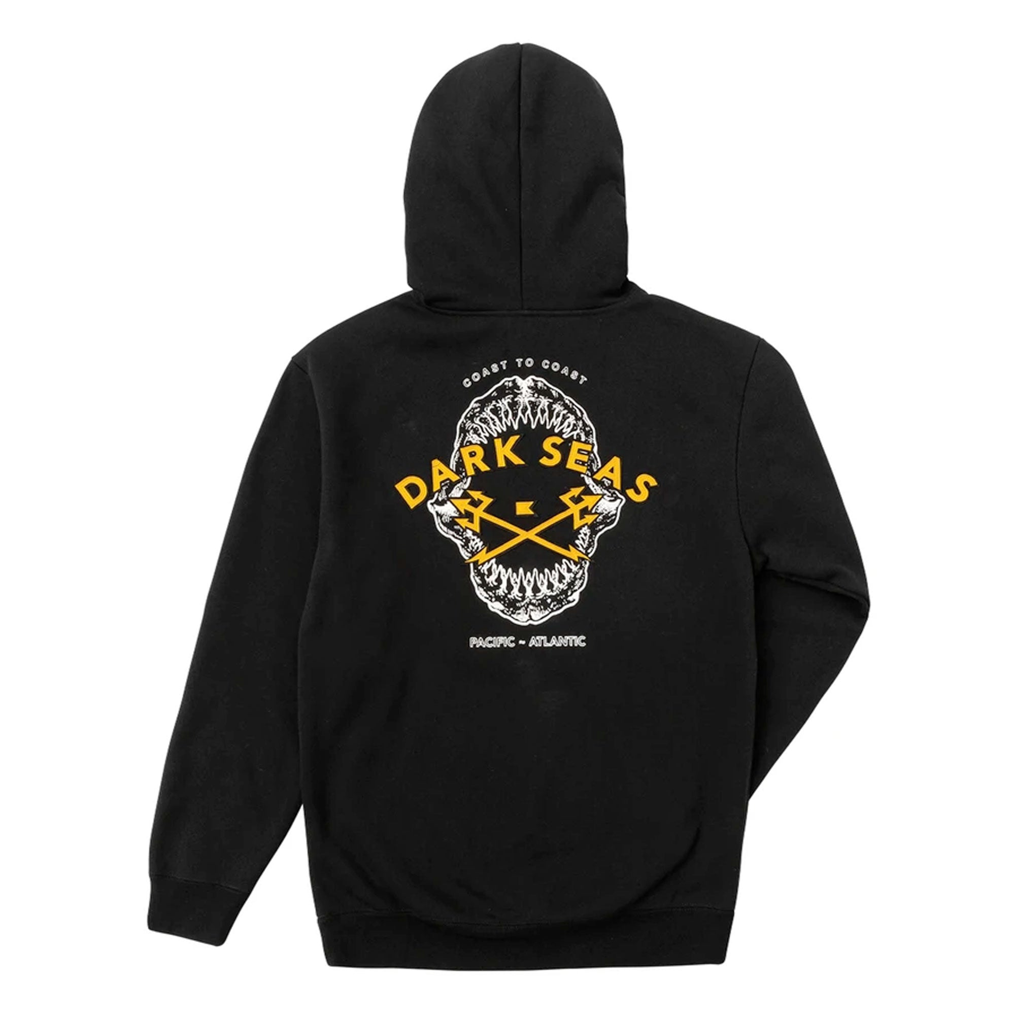 Dark Seas Cabrillo Fleece Men's Pullover Hoodie