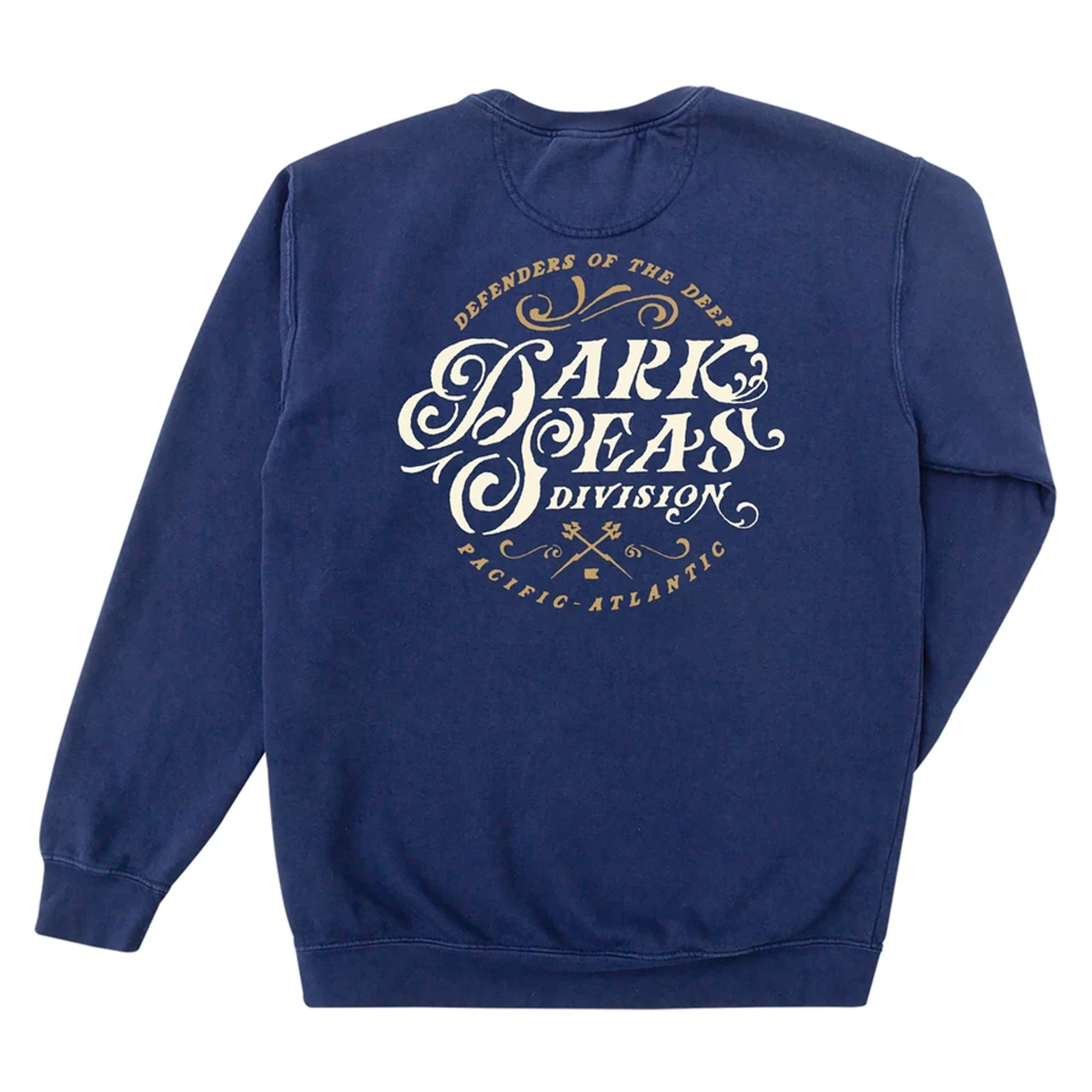 Dark Seas Currency Fleece Men's L/S Sweater