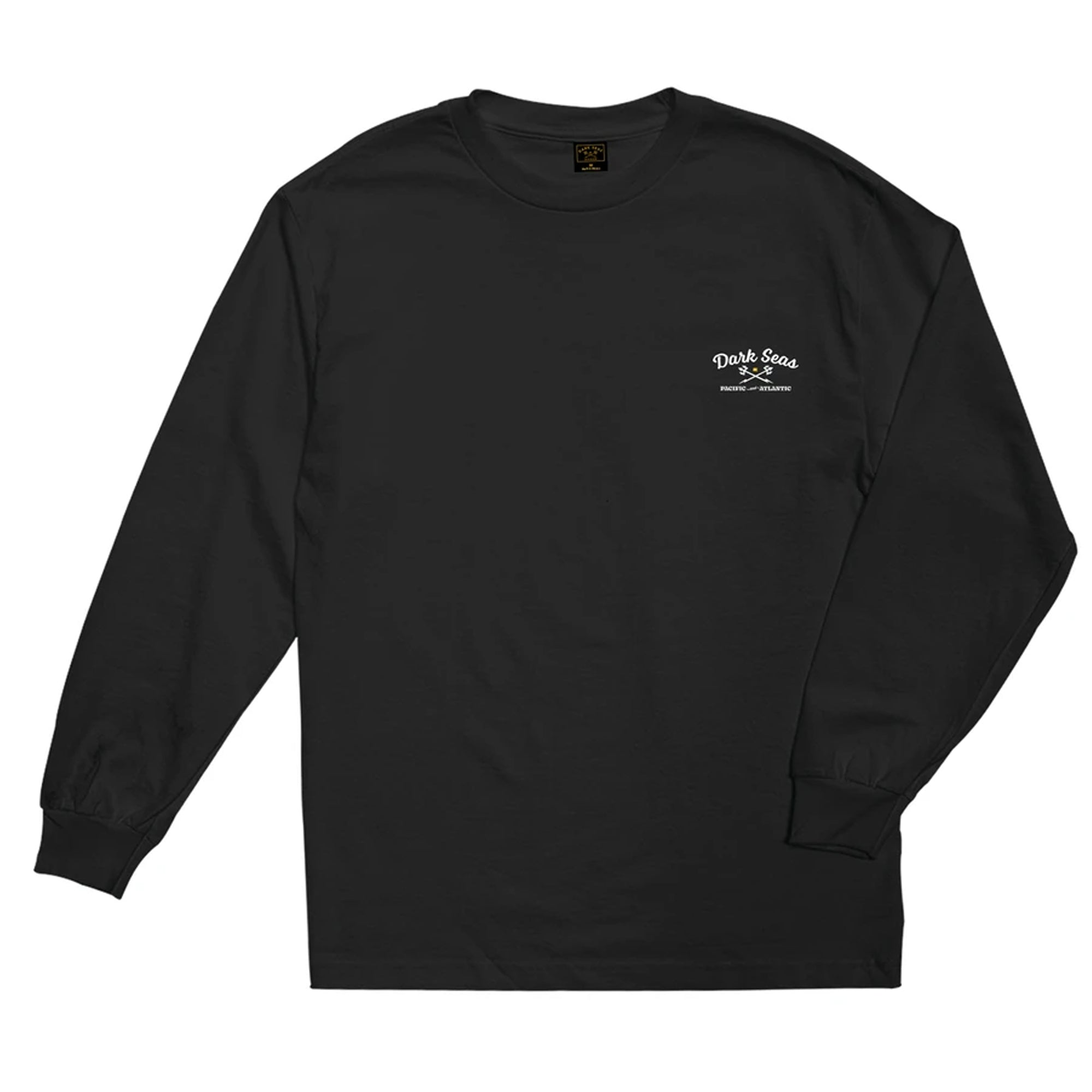 Dark Seas Brick & Mortar Men's L/S T-Shirt