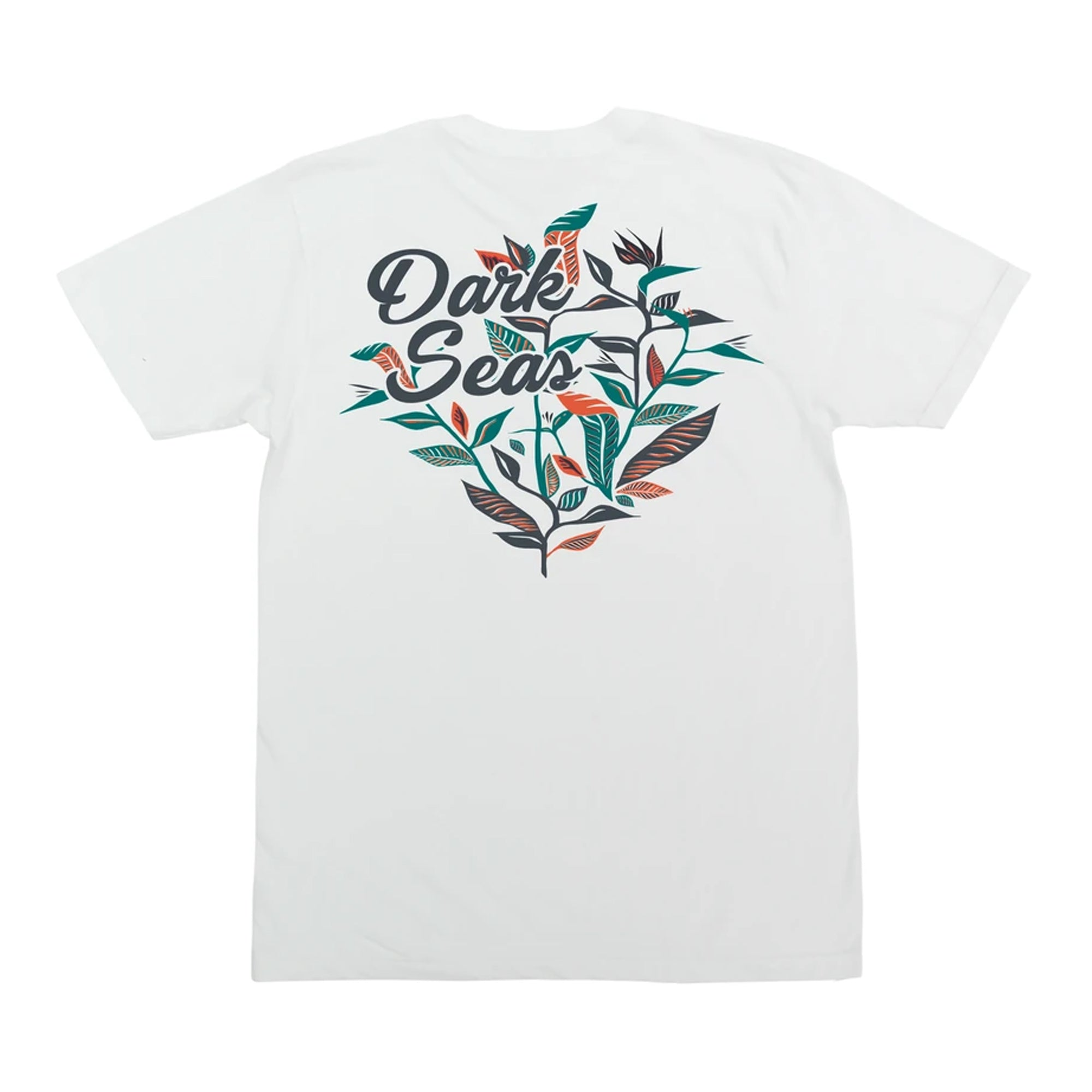 Dark Seas Greenery Men's S/S Recycled T-Shirt