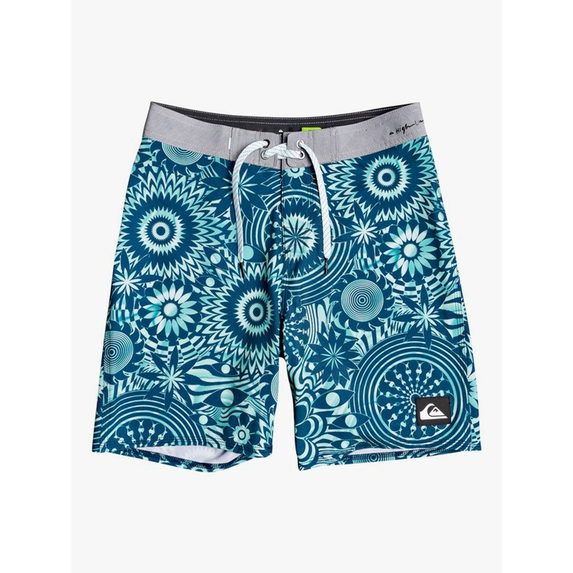 "Quiksilver Highline Boy's Expanded Mind 17"" Boardshorts"