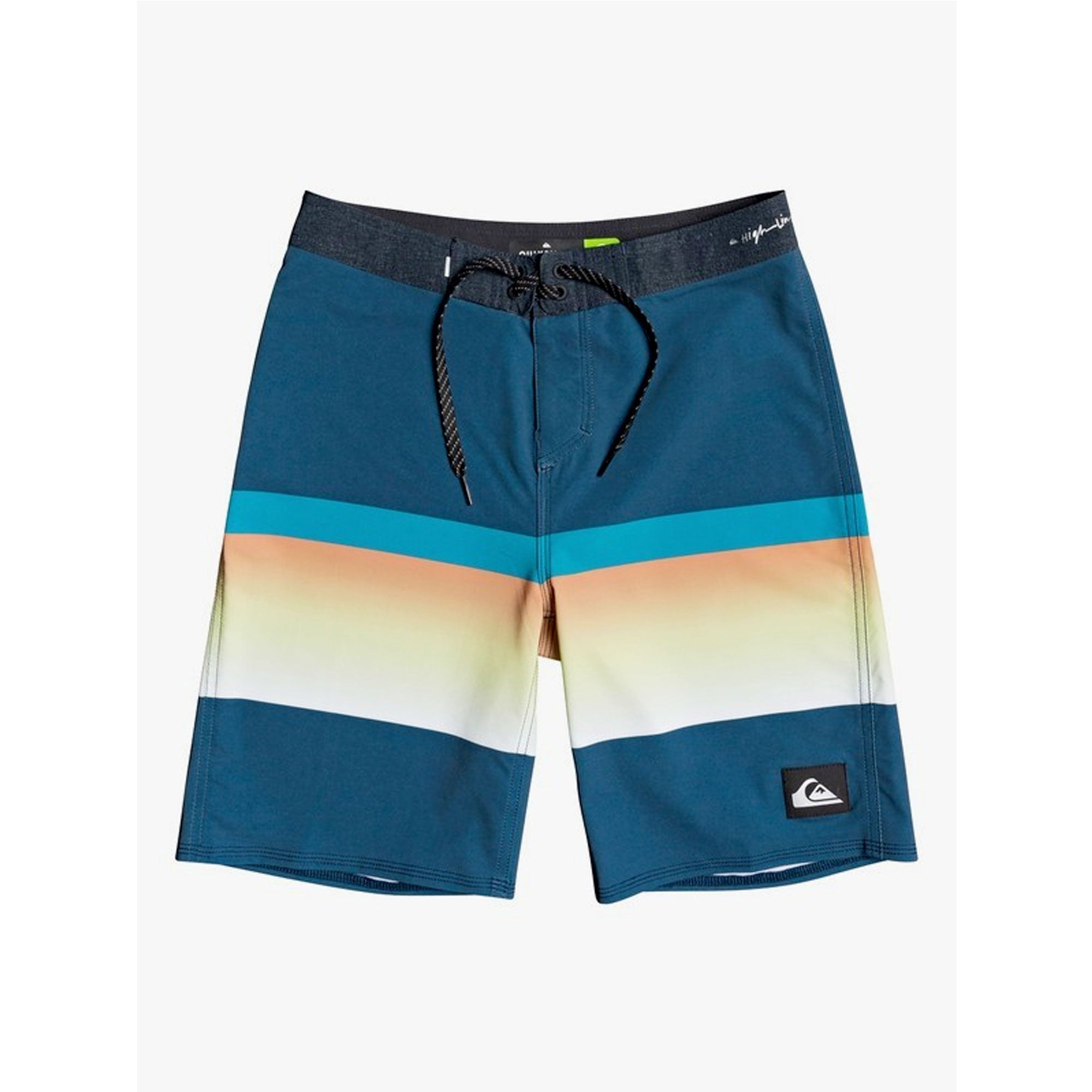 "Quiksilver Highline Boy's Slab 18"" Boardshorts"
