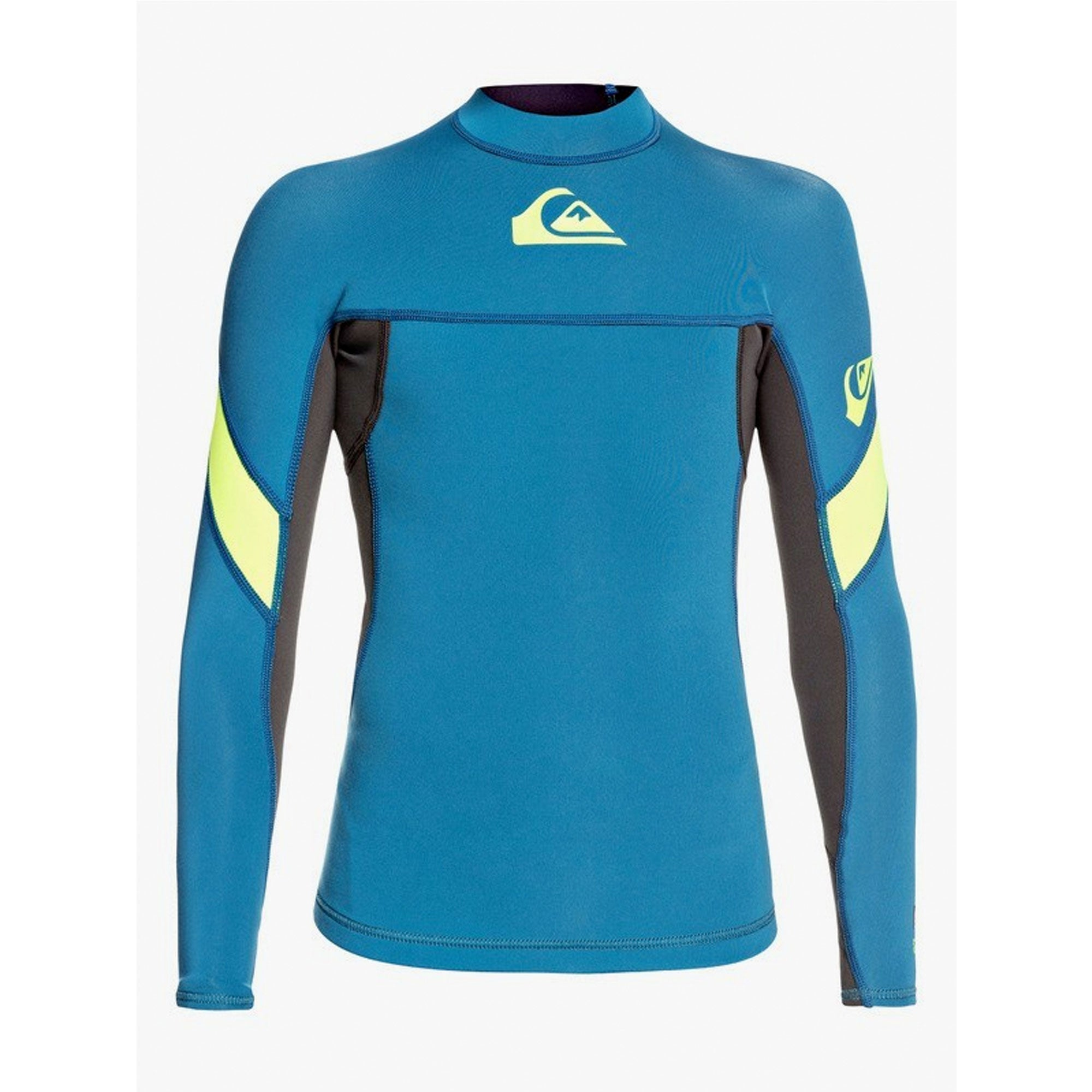 Quiksilver 1mm Syncro L/S Youth Wetsuit Top