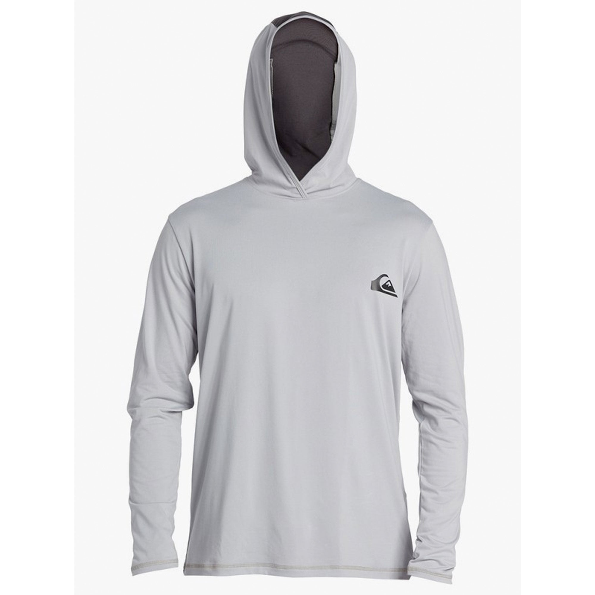 Quiksilver Dredge Hooded Men's UPF 50 L/S Rashguard