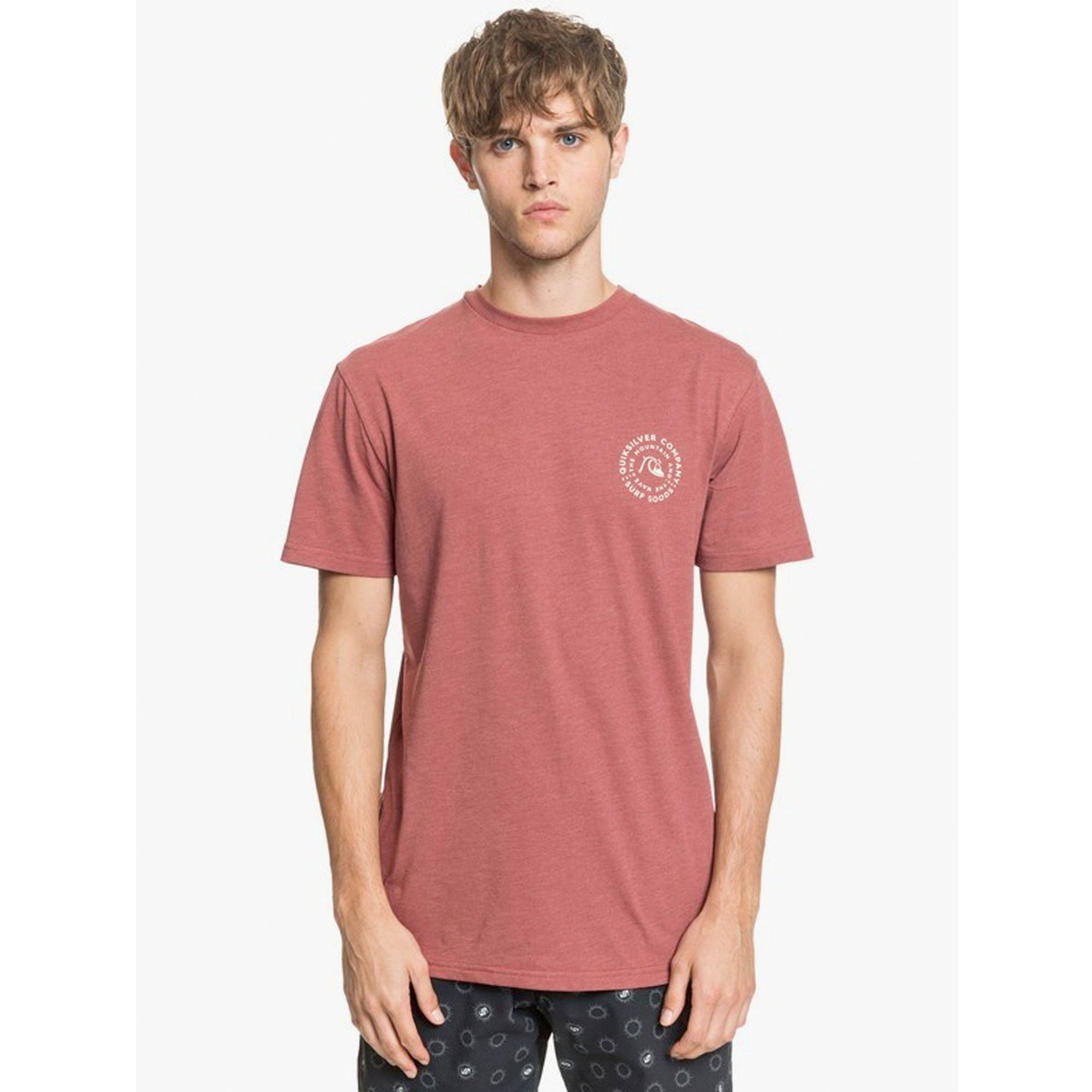 Quiksilver Rolling On S/S T-Shirt