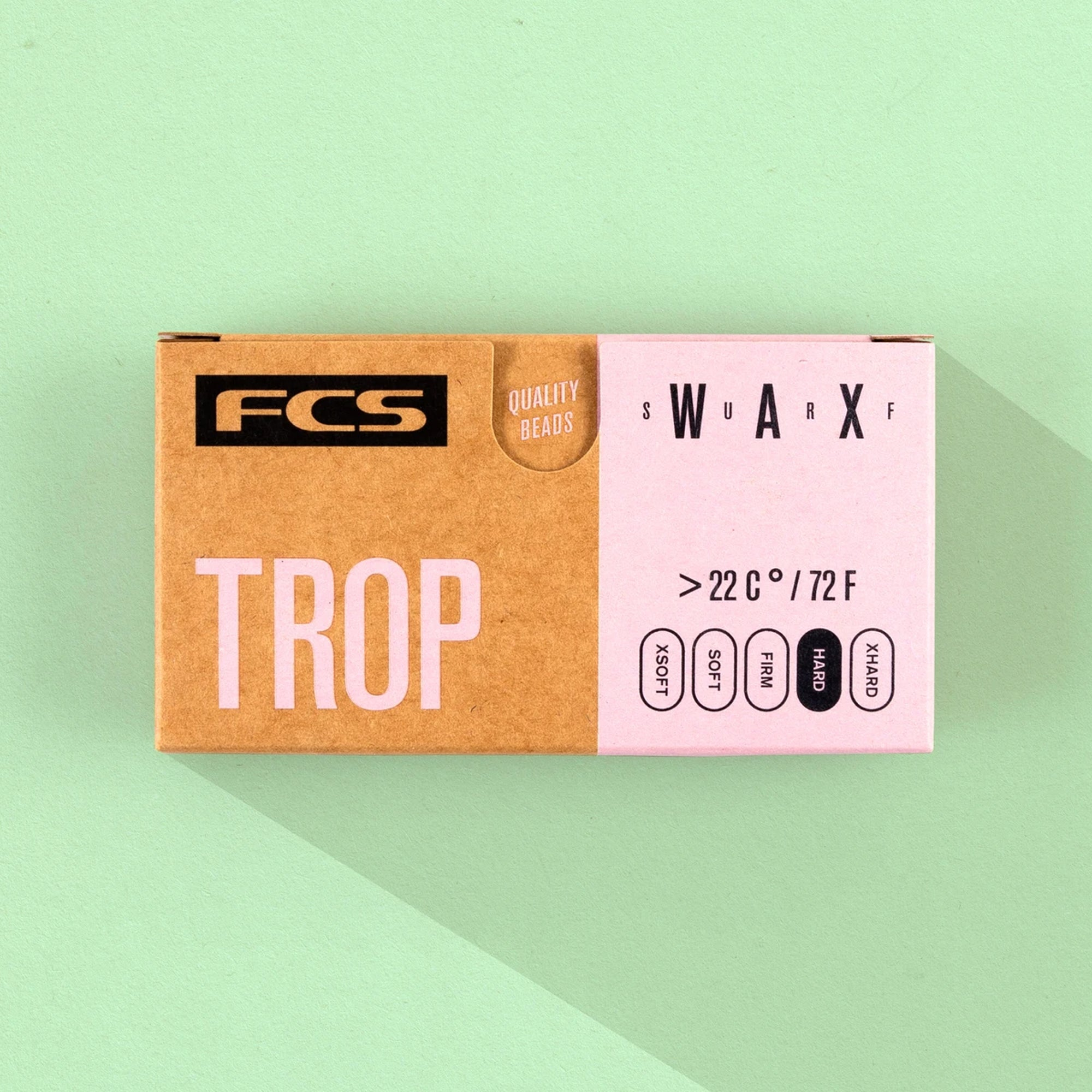 FCS Surf Wax - Tropical