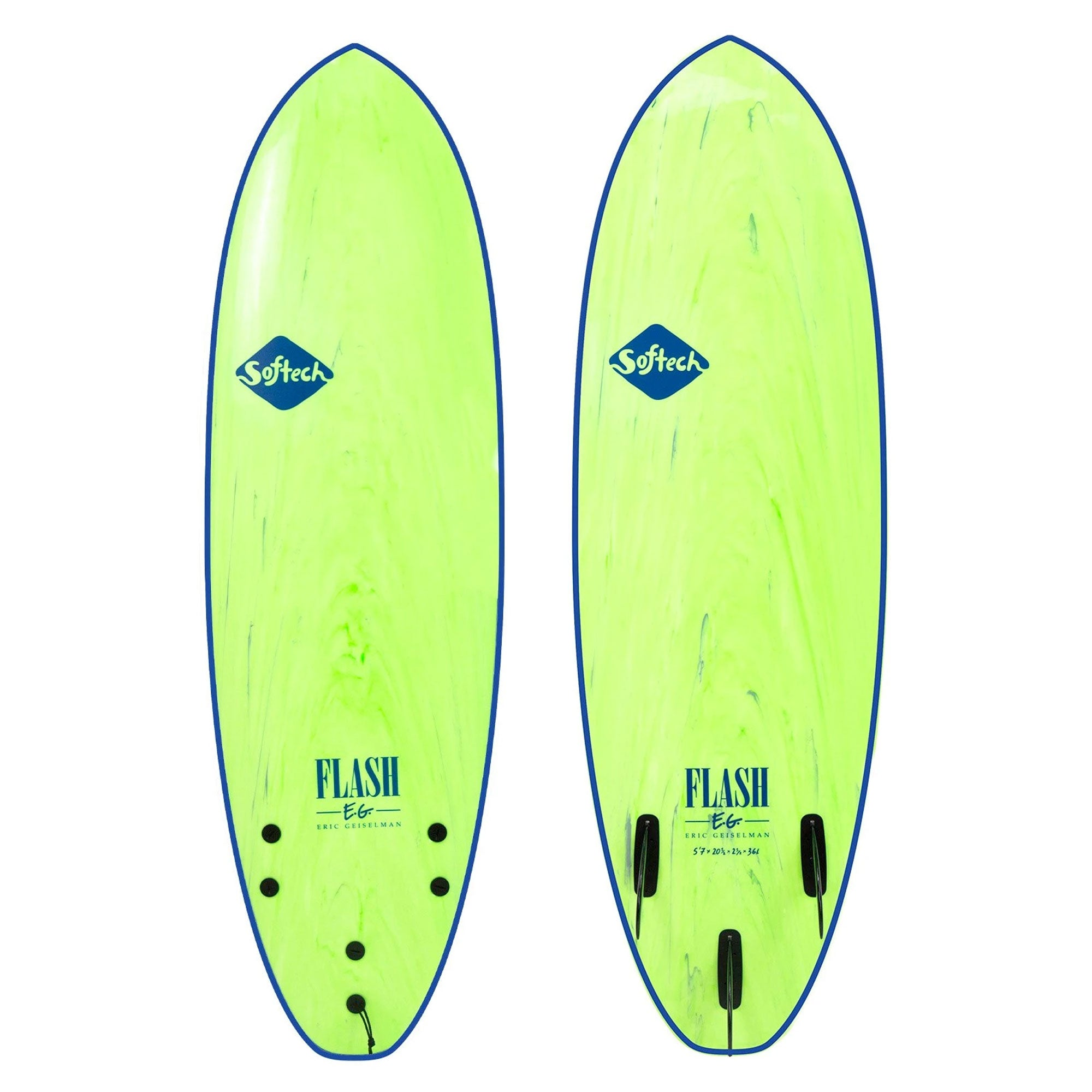 Softech Eric Geiselman Flash Soft Surfboard