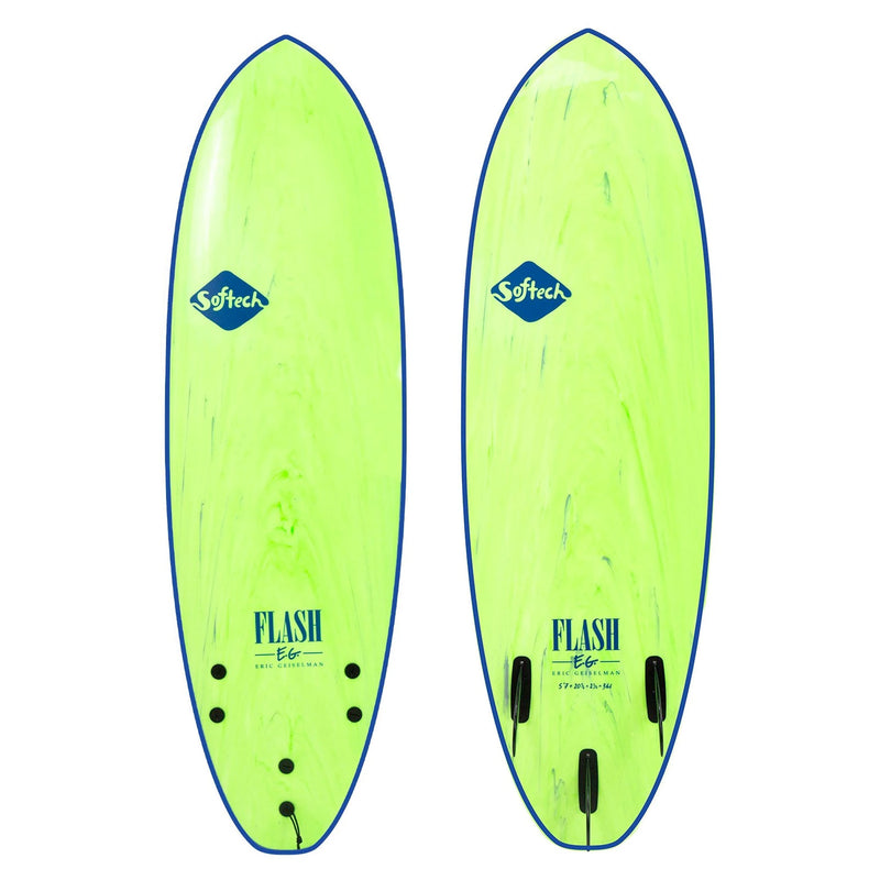 Softech Eric Geiselman Flash Surfboard - Soft