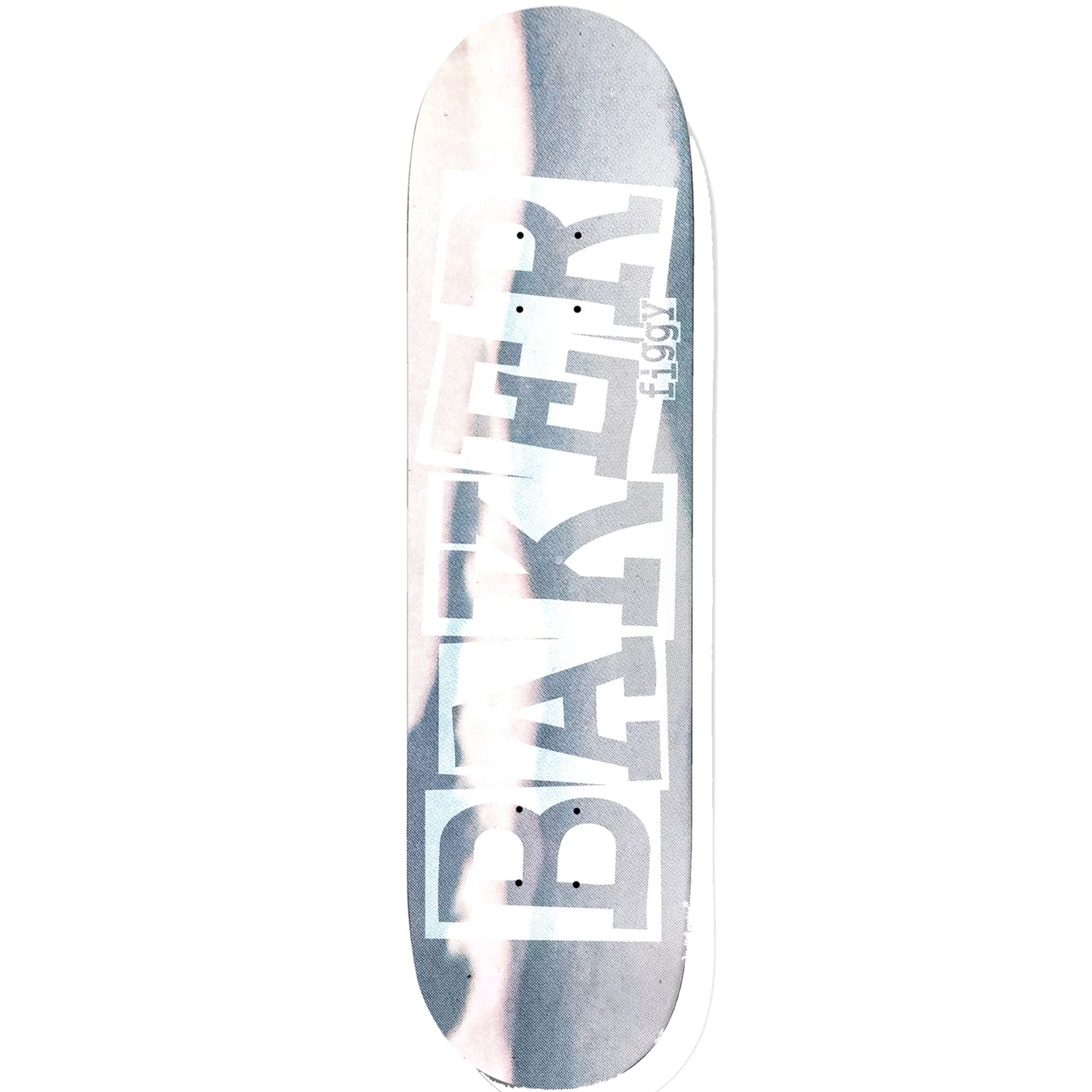 "Baker Justin Figueroa Ribbon Times Flies 8.5"" Skateboard Deck"