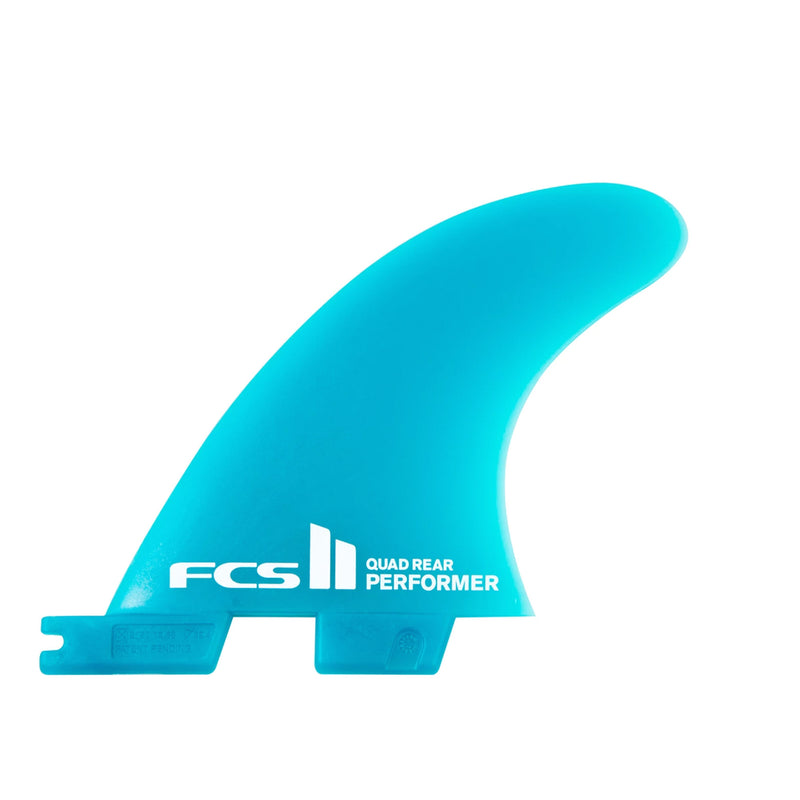 FCS II Performer Neo Glass Quad Fin Set